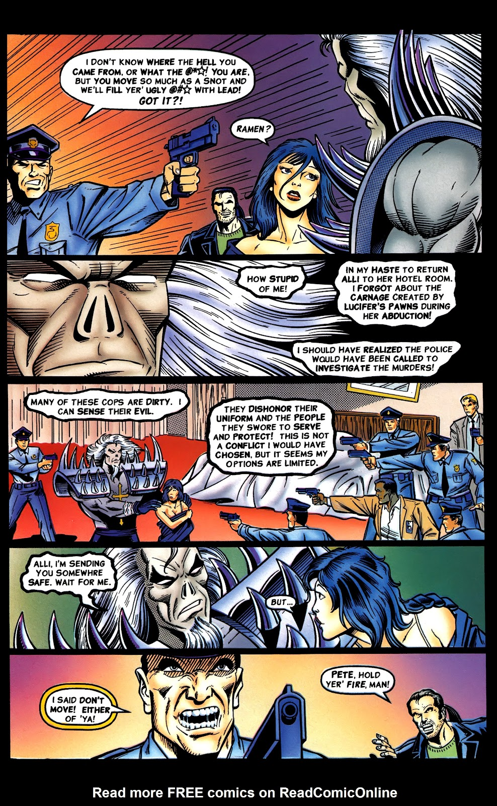 Read online Perg comic -  Issue #8 - 5
