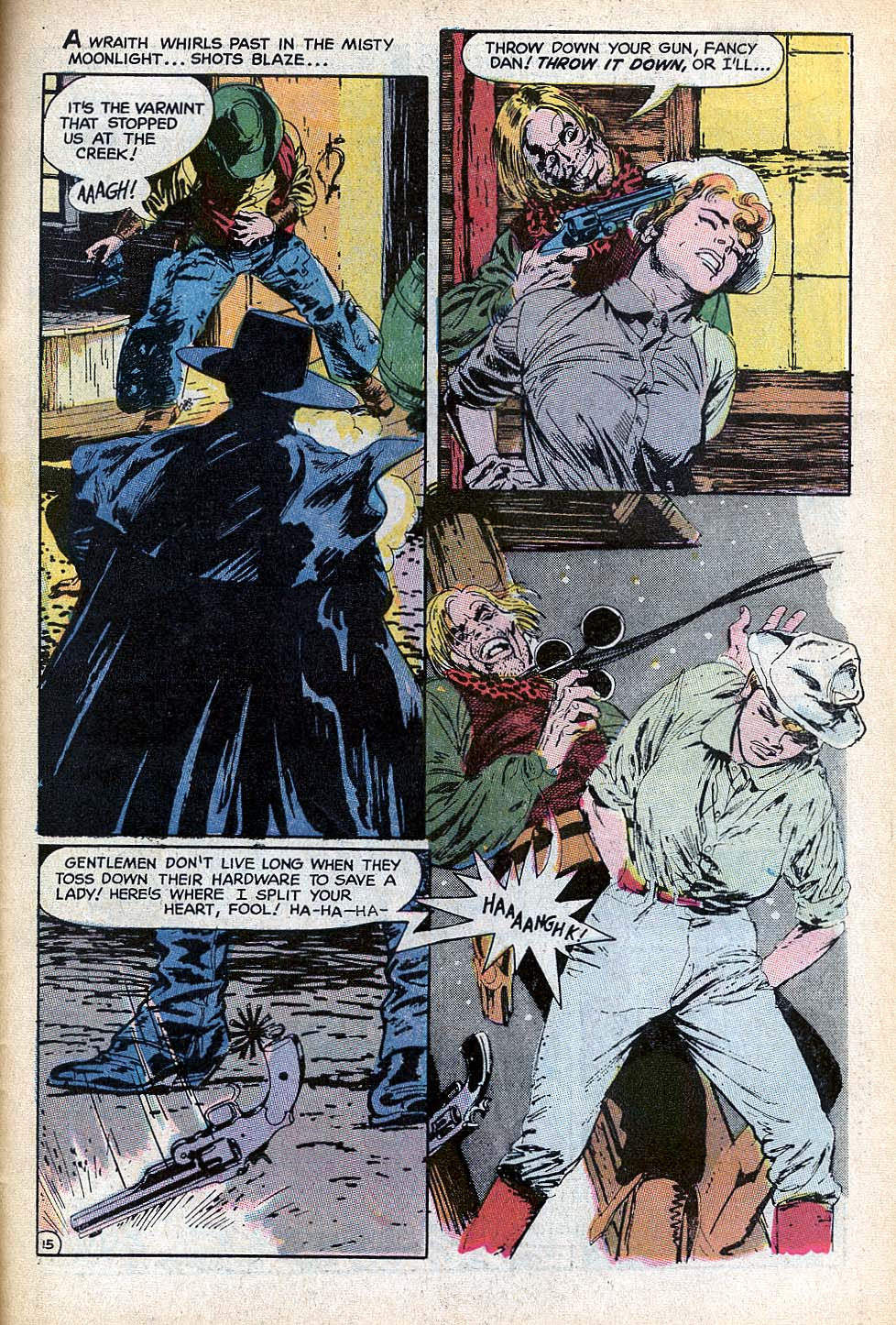 Read online All-Star Western (1970) comic -  Issue #3 - 25
