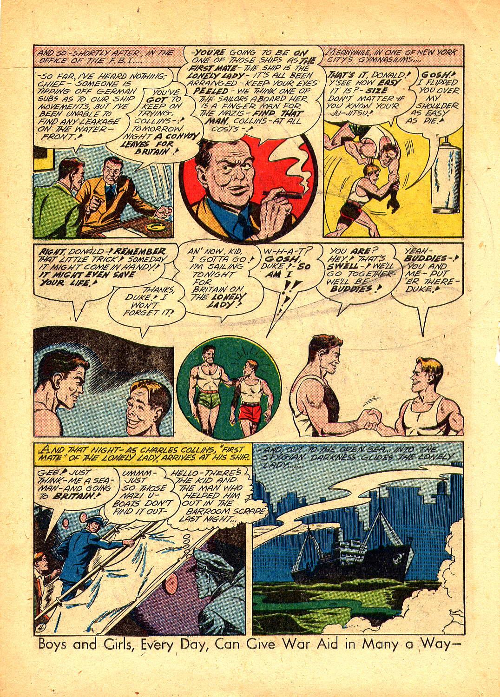 Read online Sensation (Mystery) Comics comic -  Issue #30 - 34