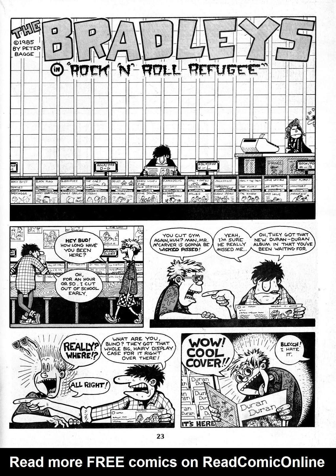 Read online Neat Stuff comic -  Issue #3 - 25