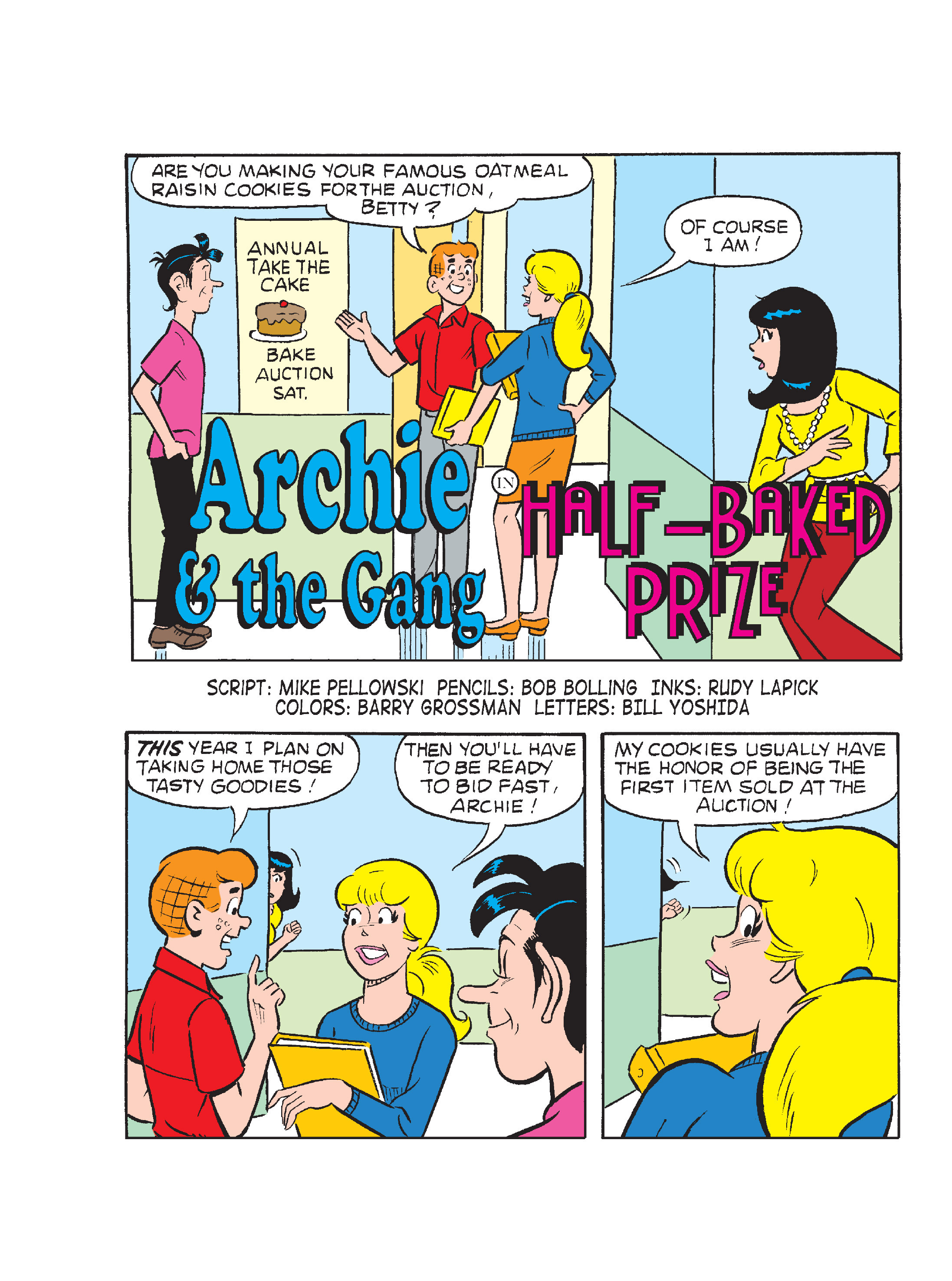 Read online Archie's Funhouse Double Digest comic -  Issue #15 - 73