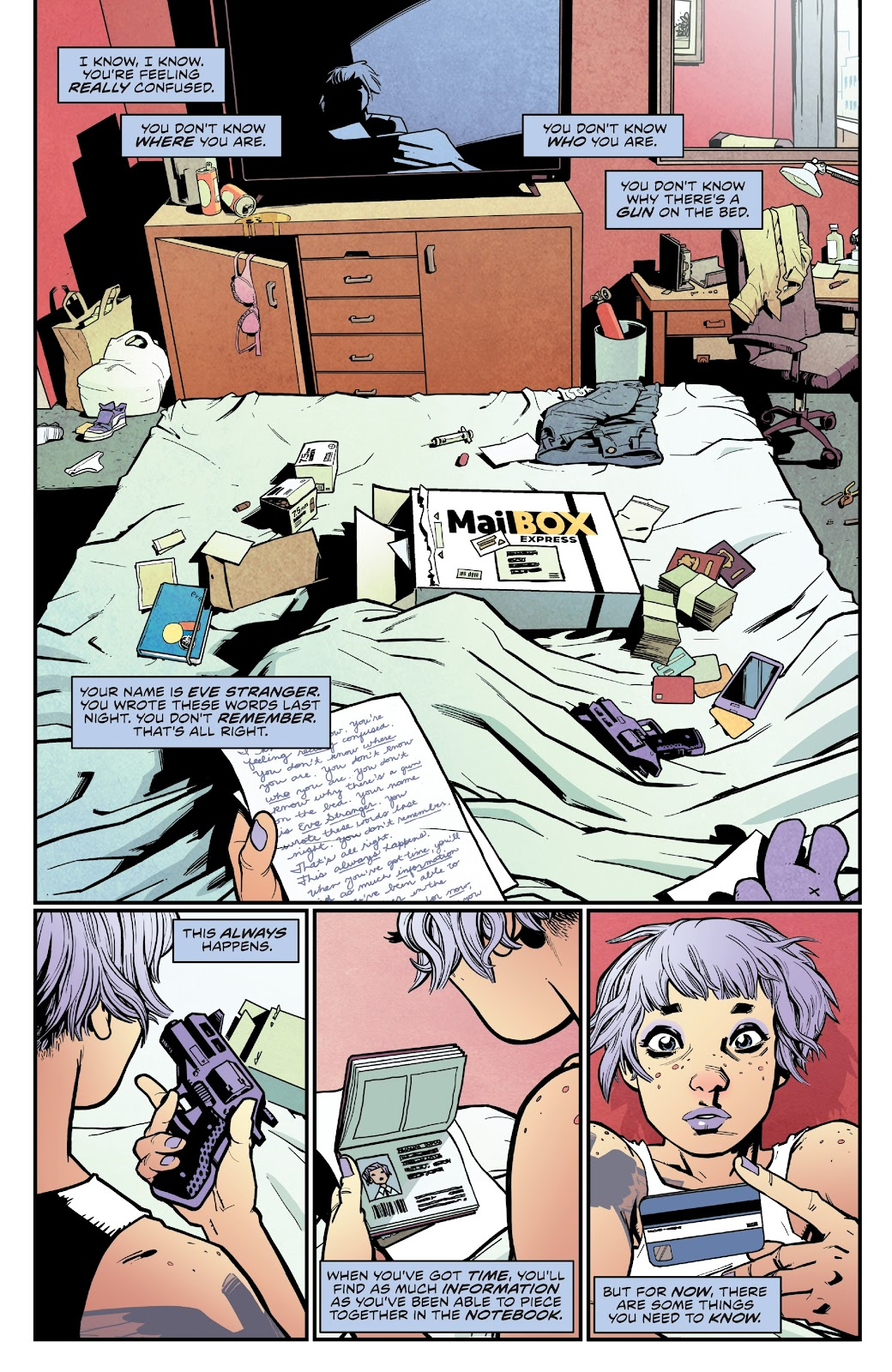 Read online Lodger comic -  Issue #5 - 26