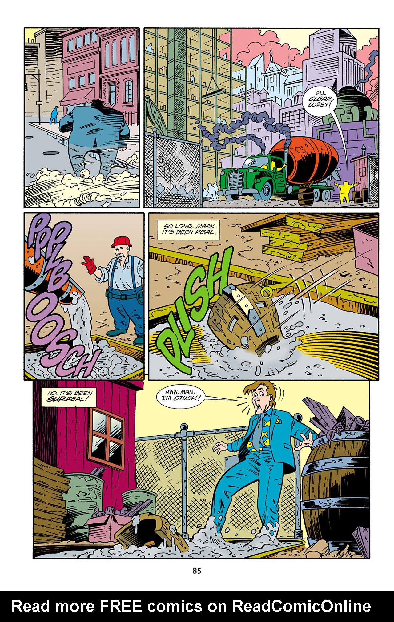 Read online Adventures Of The Mask Omnibus comic -  Issue #Adventures Of The Mask Omnibus Full - 85
