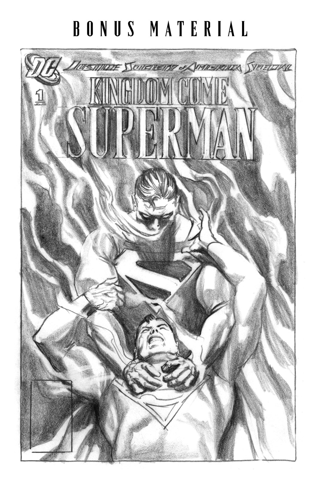 Read online JSA Kingdom Come Special: Superman comic -  Issue # Full - 25