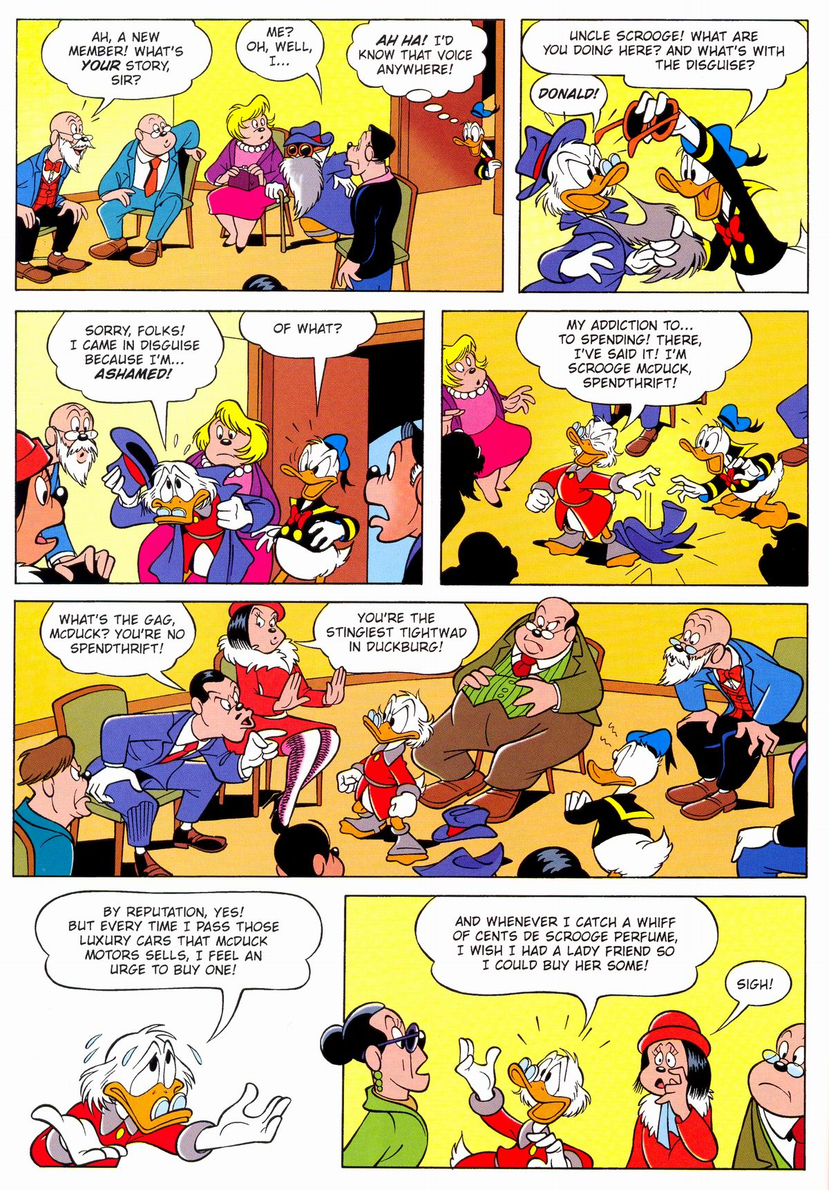 Read online Uncle Scrooge (1953) comic -  Issue #331 - 60