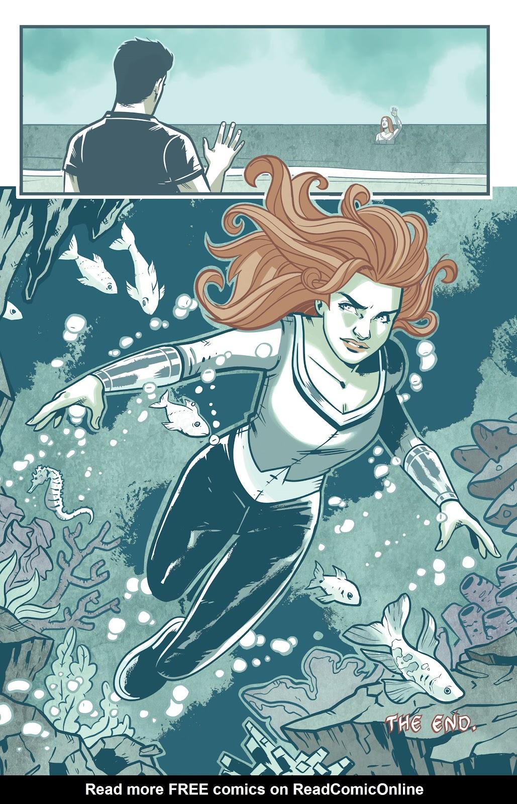 Read online Mera: Tidebreaker comic -  Issue # TPB (Part 2) - 86