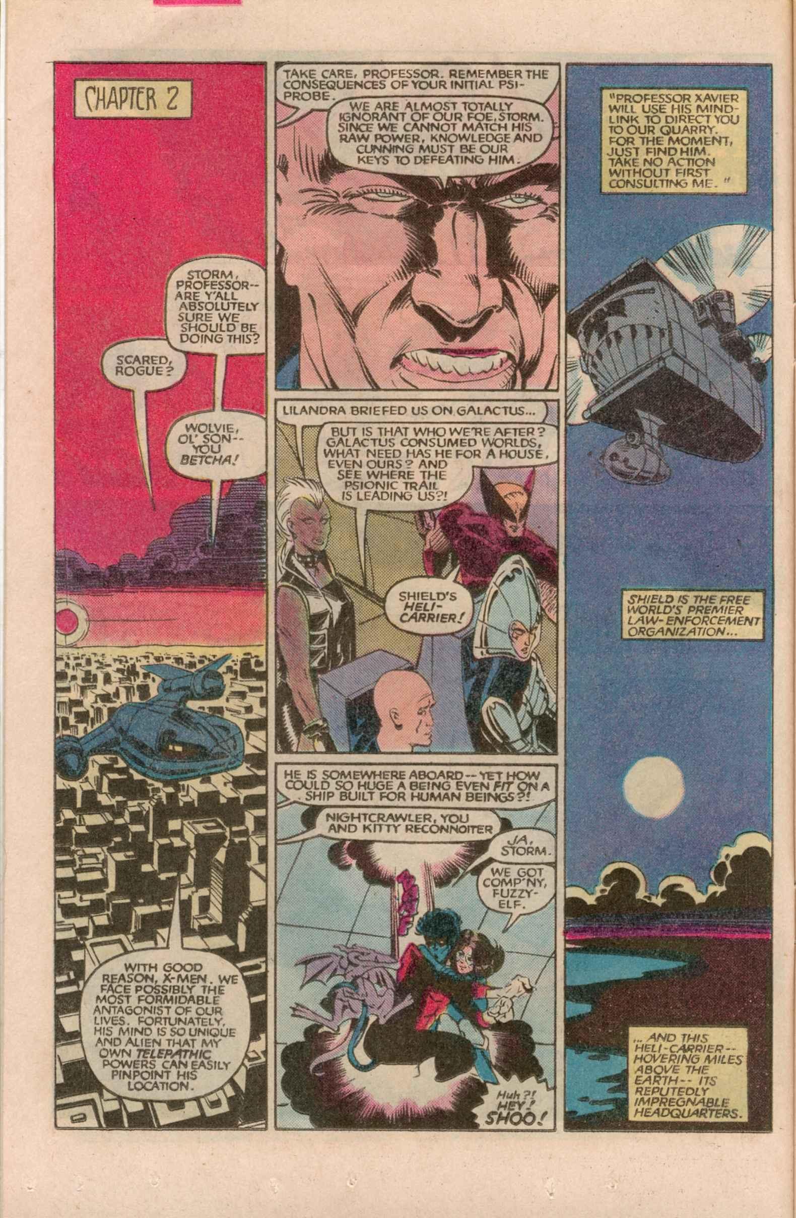 Read online Uncanny X-Men (1963) comic -  Issue # _Annual 7 - 9