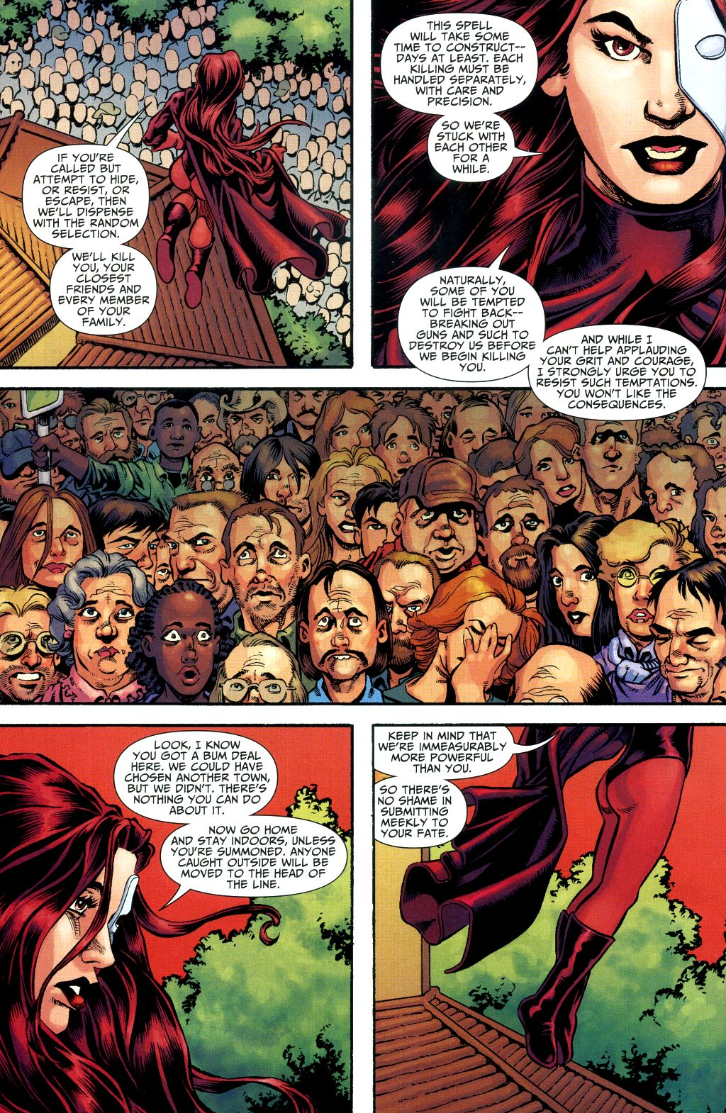 Read online Shadowpact comic -  Issue #1 - 9