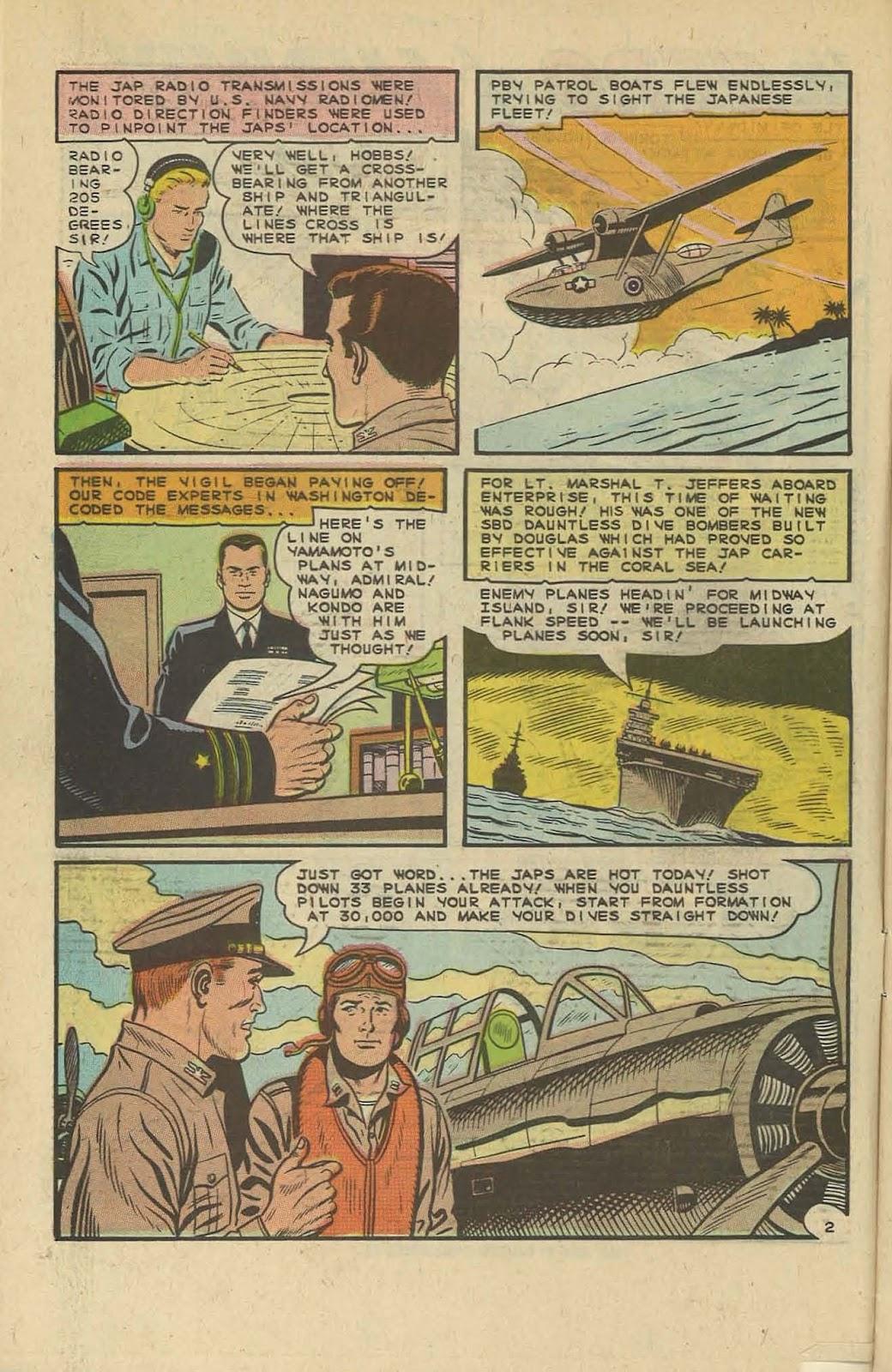 Read online Fightin' Navy comic -  Issue #127 - 4