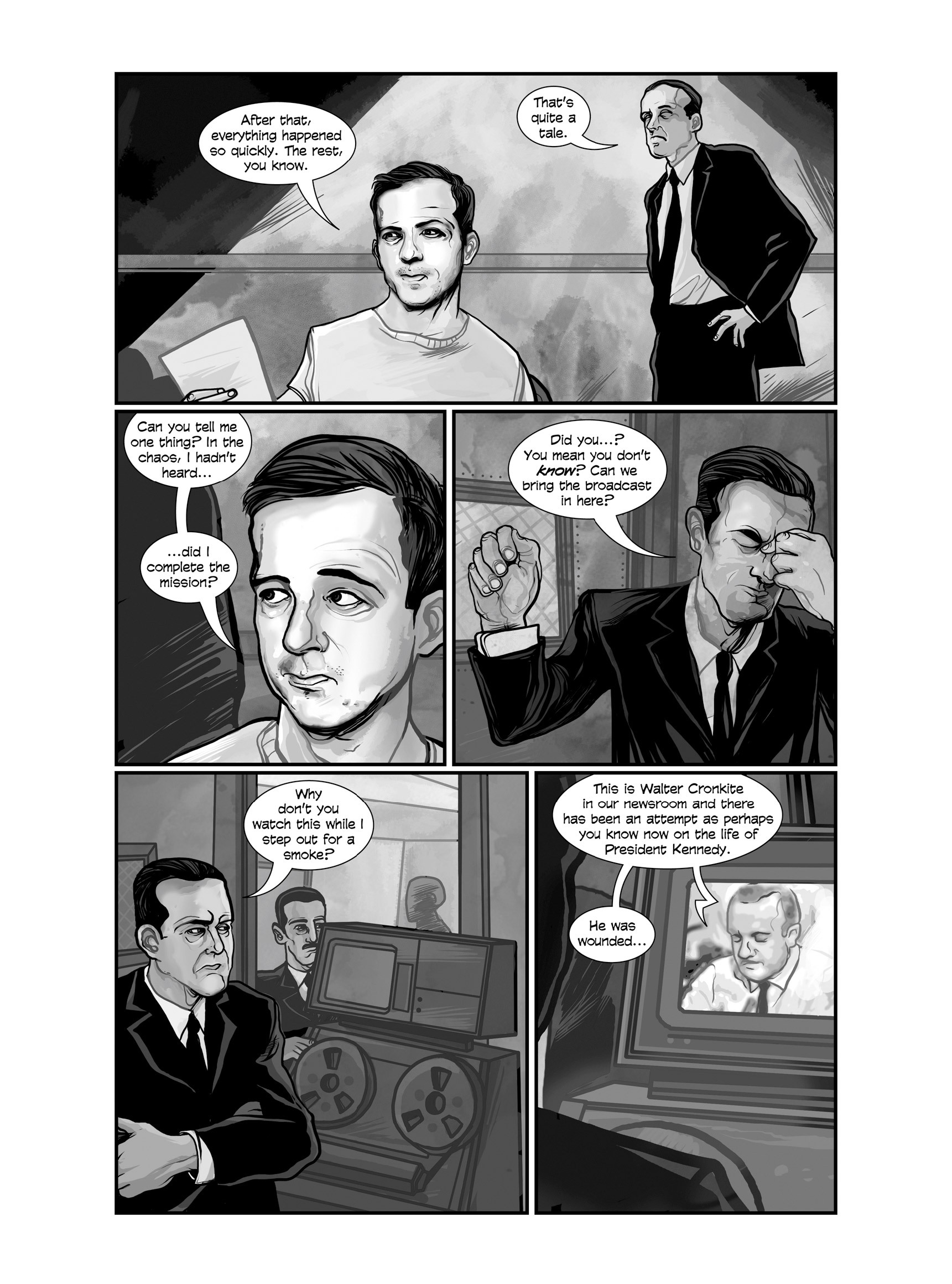 Read online FUBAR comic -  Issue #3 - 320