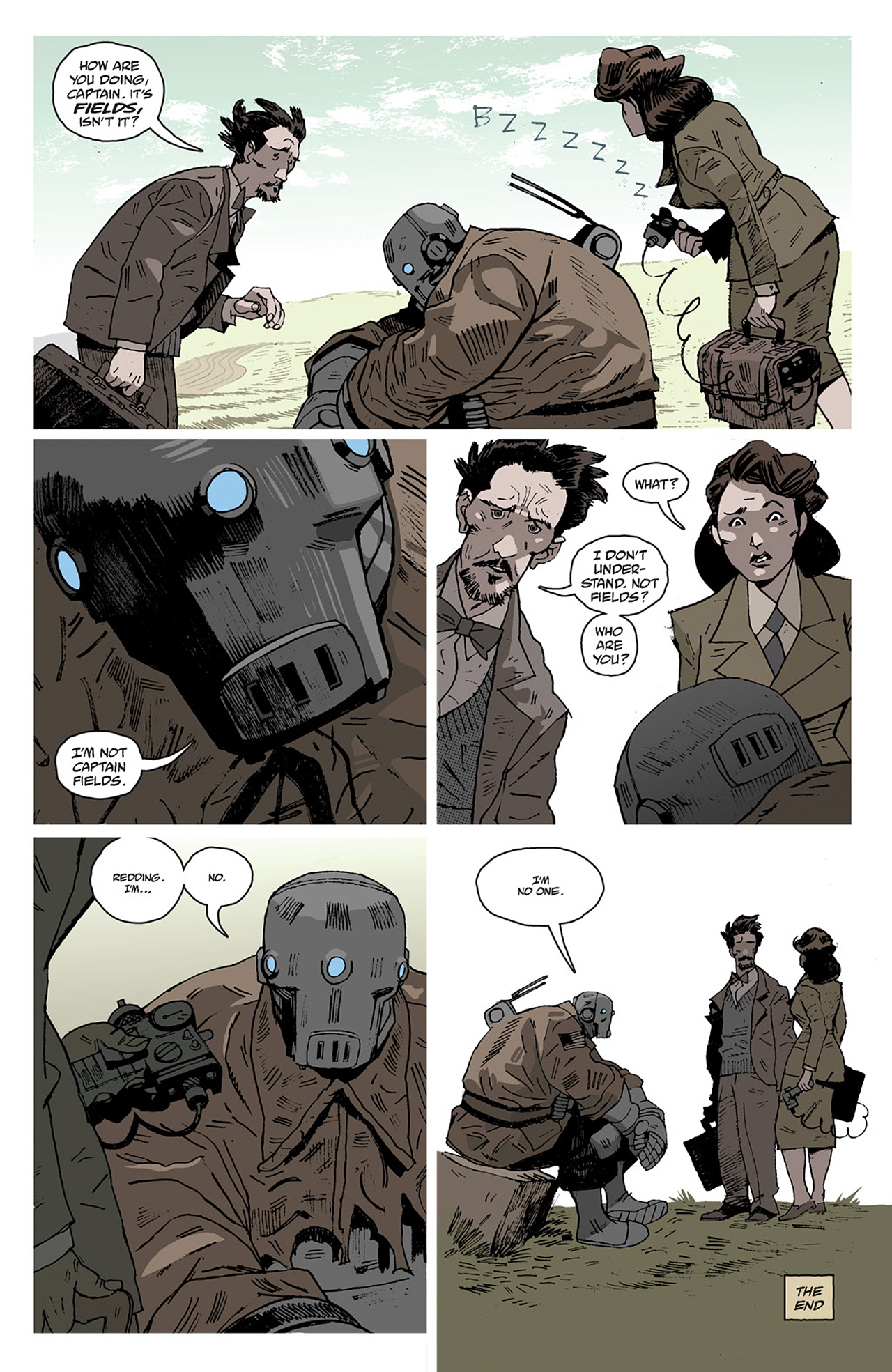 Read online Sledgehammer 44 comic -  Issue #2 - 24