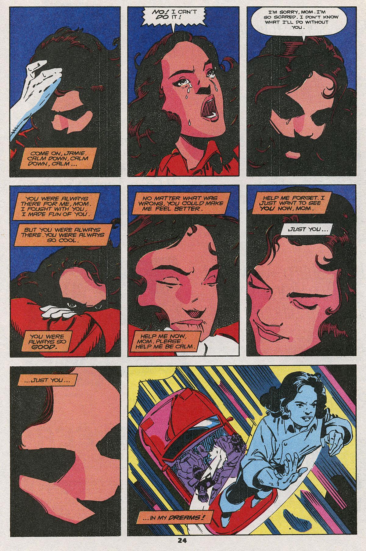 Read online Wonder Man (1991) comic -  Issue #20 - 19