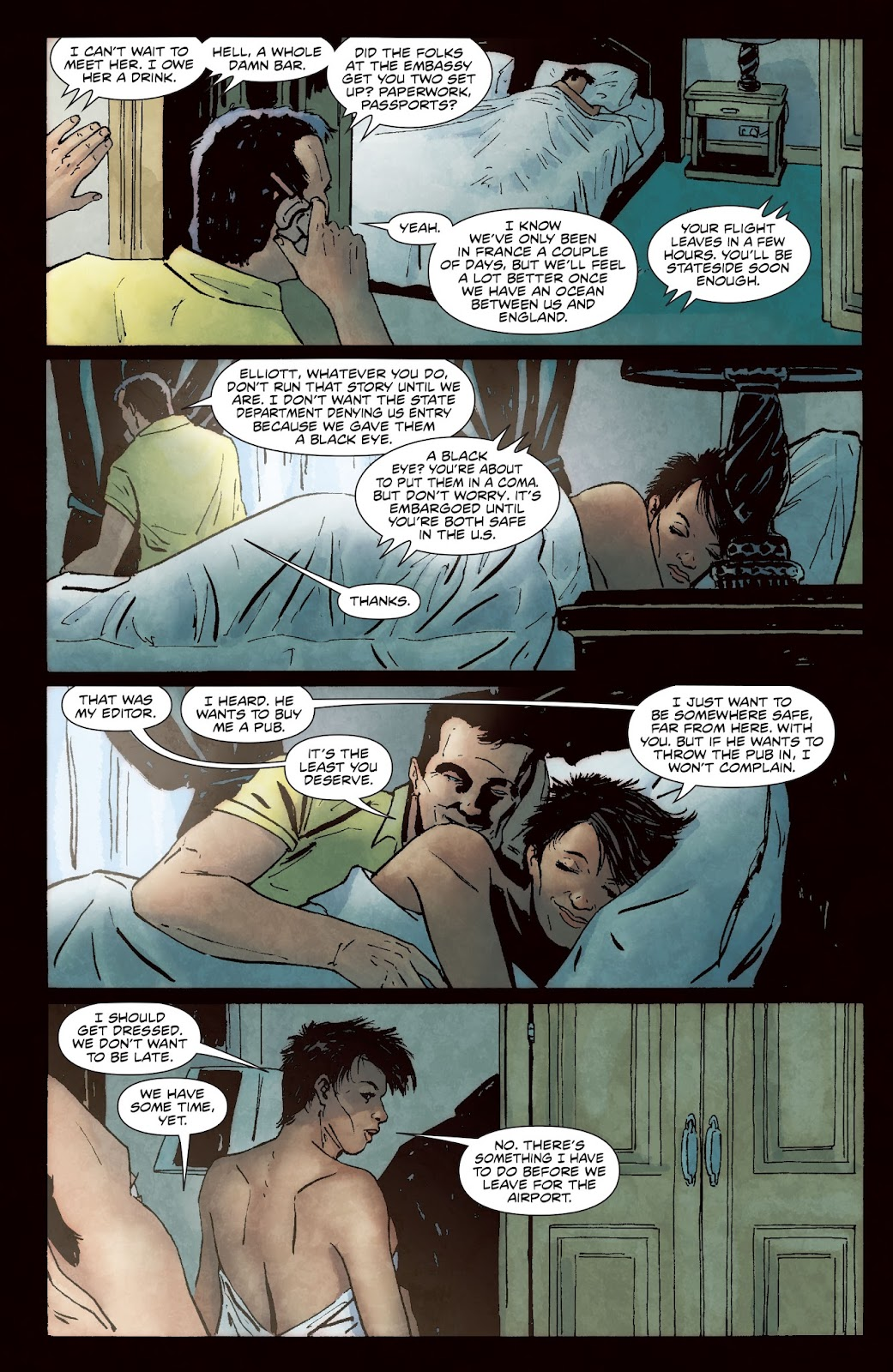 28 Days Later issue 24 - Page 16