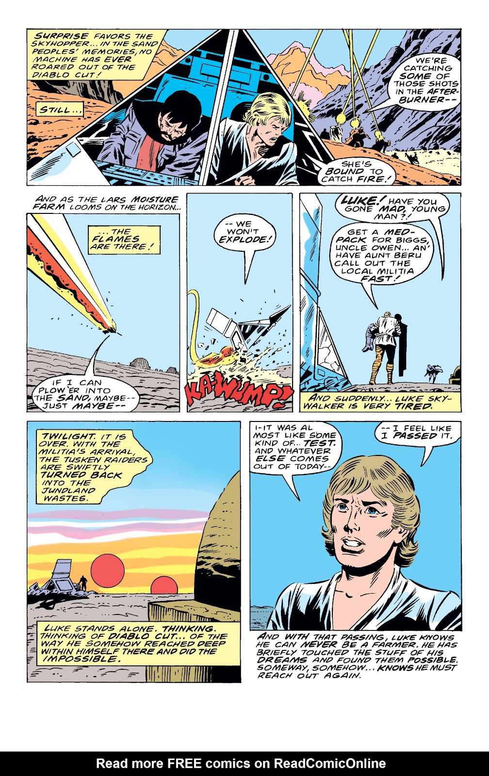 Read online Star Wars Legends: The Original Marvel Years - Epic Collection comic -  Issue # TPB 1 (Part 4) - 12