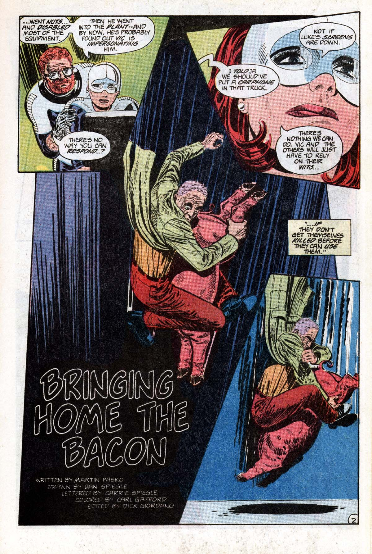 Read online Action Comics (1938) comic -  Issue #611 - 19