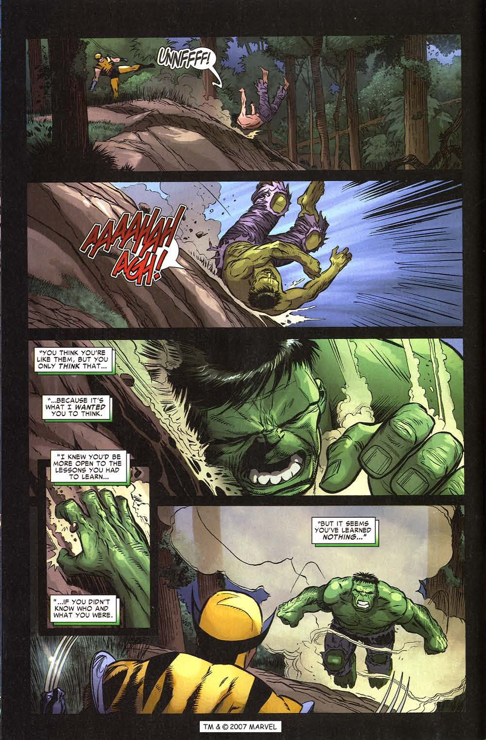 Read online The Incredible Hulk (2000) comic -  Issue #80 - 14