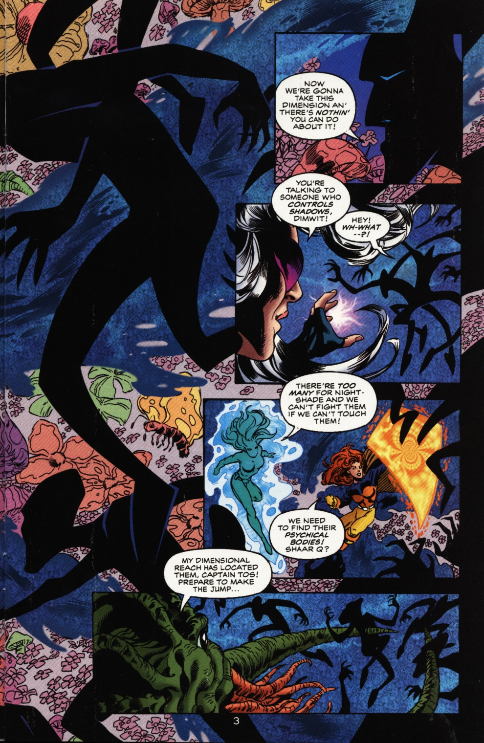 Read online Superboy & The Ravers comic -  Issue #11 - 4