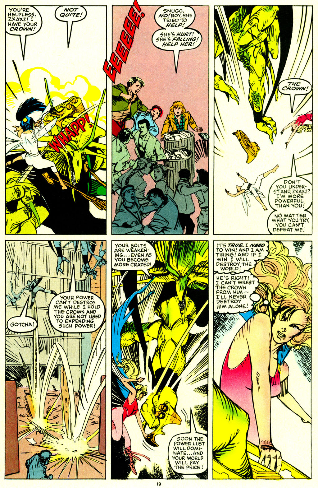 Read online Spellbound comic -  Issue #6 - 20