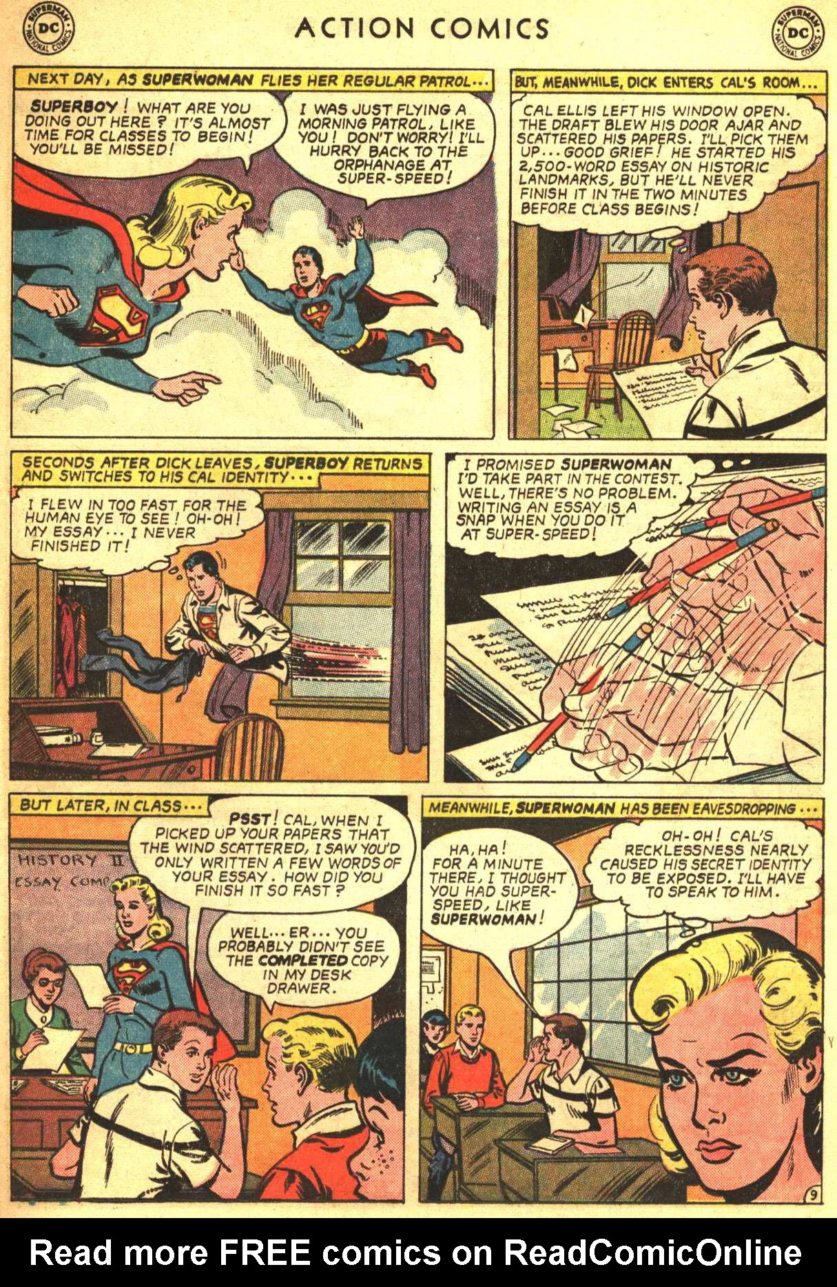 Read online Action Comics (1938) comic -  Issue #332 - 29