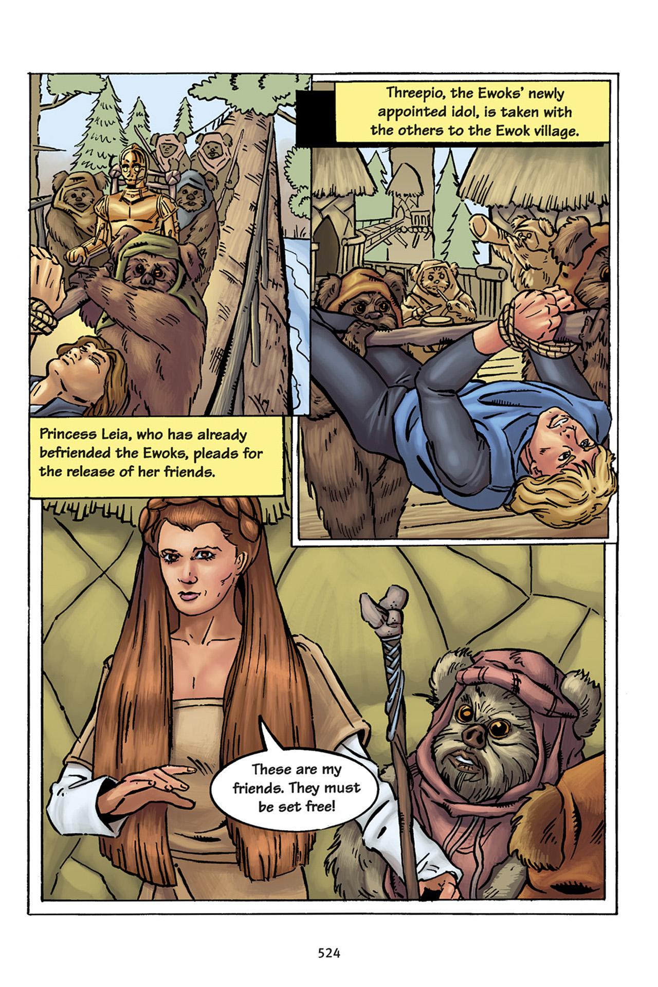 Read online Star Wars Omnibus comic -  Issue # Vol. 23.5 - 268