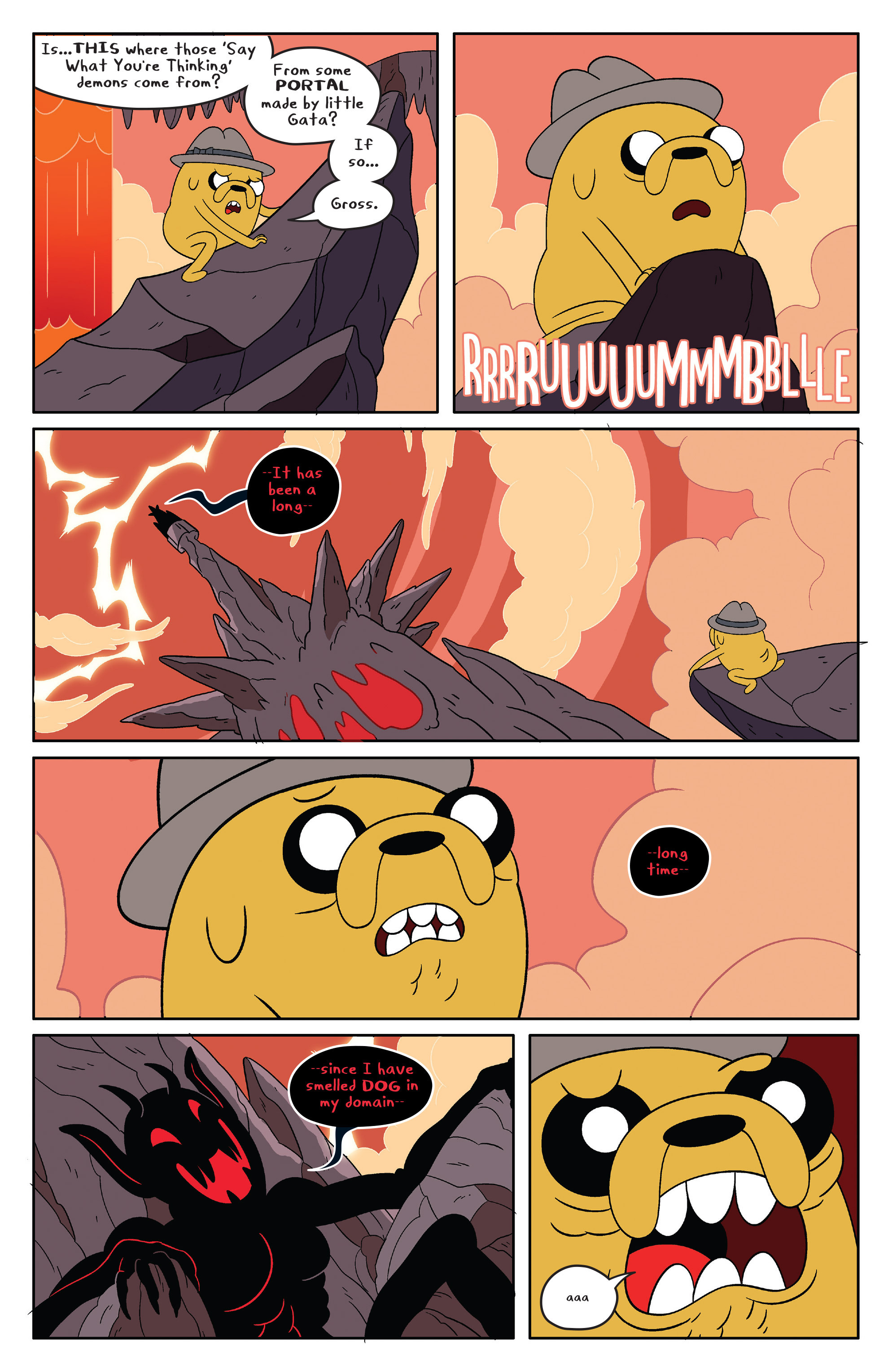 Read online Adventure Time comic -  Issue #48 - 15