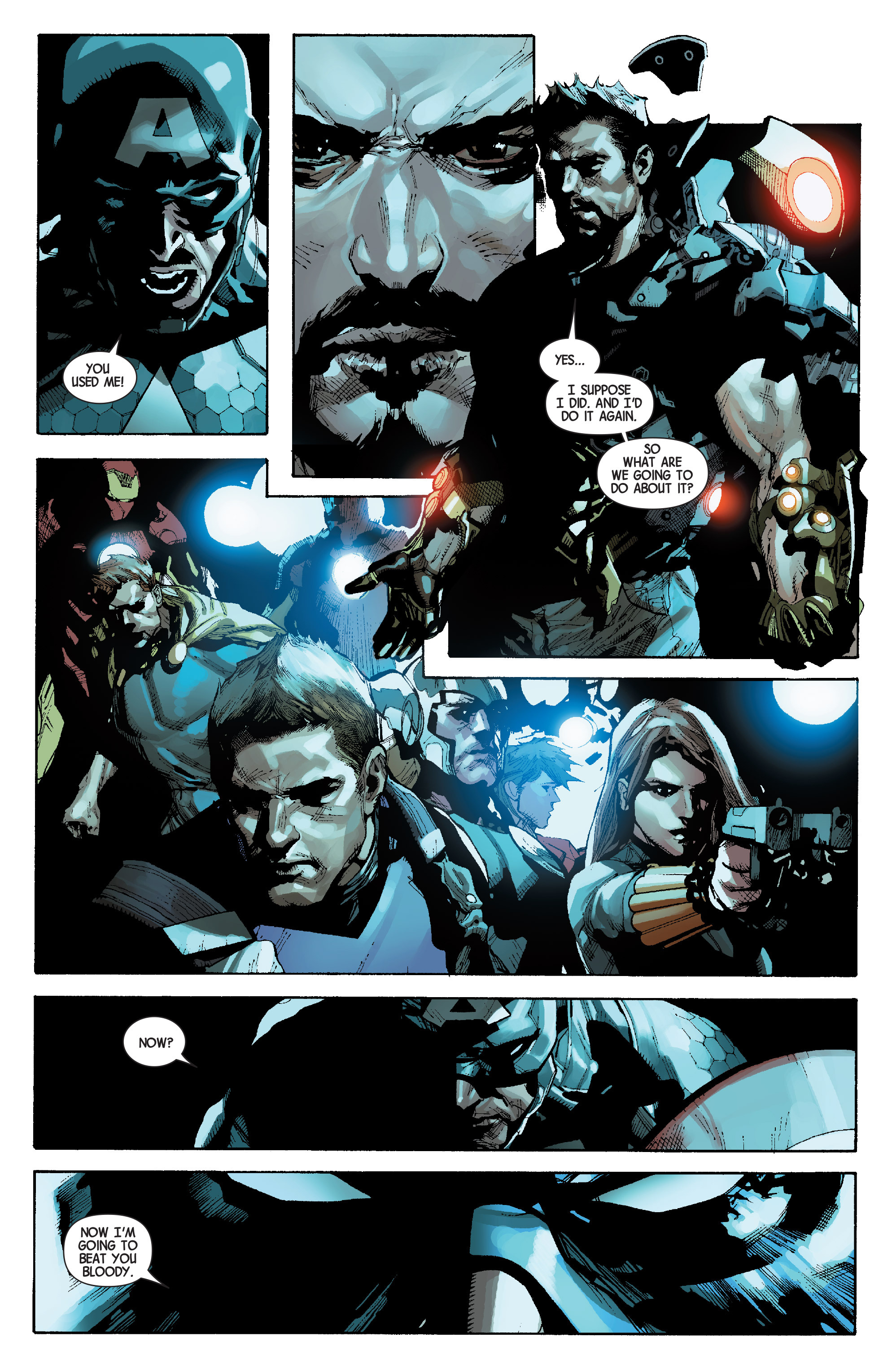 Read online Avengers (2013) comic -  Issue #Avengers (2013) _TPB 6 - 28