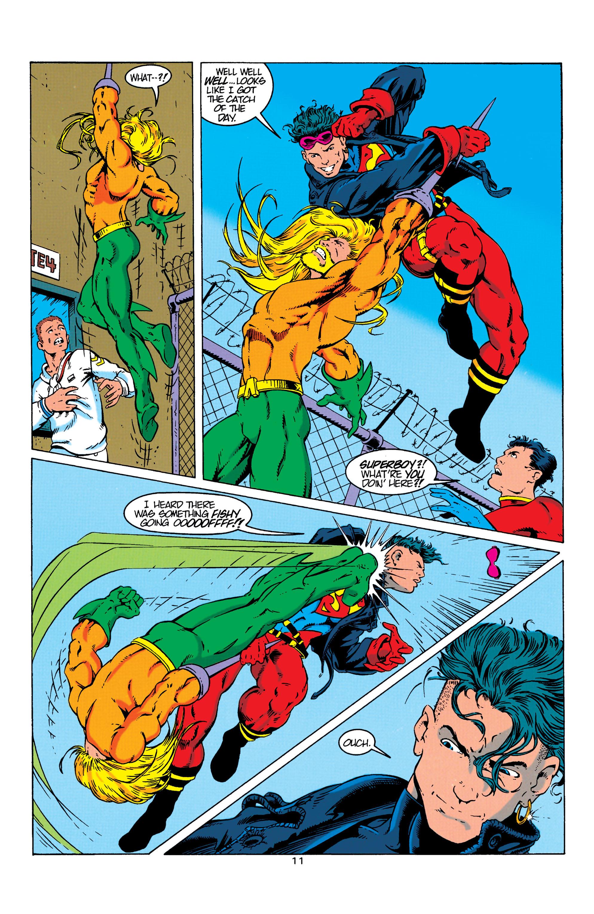 Read online Aquaman (1994) comic -  Issue #3 - 11