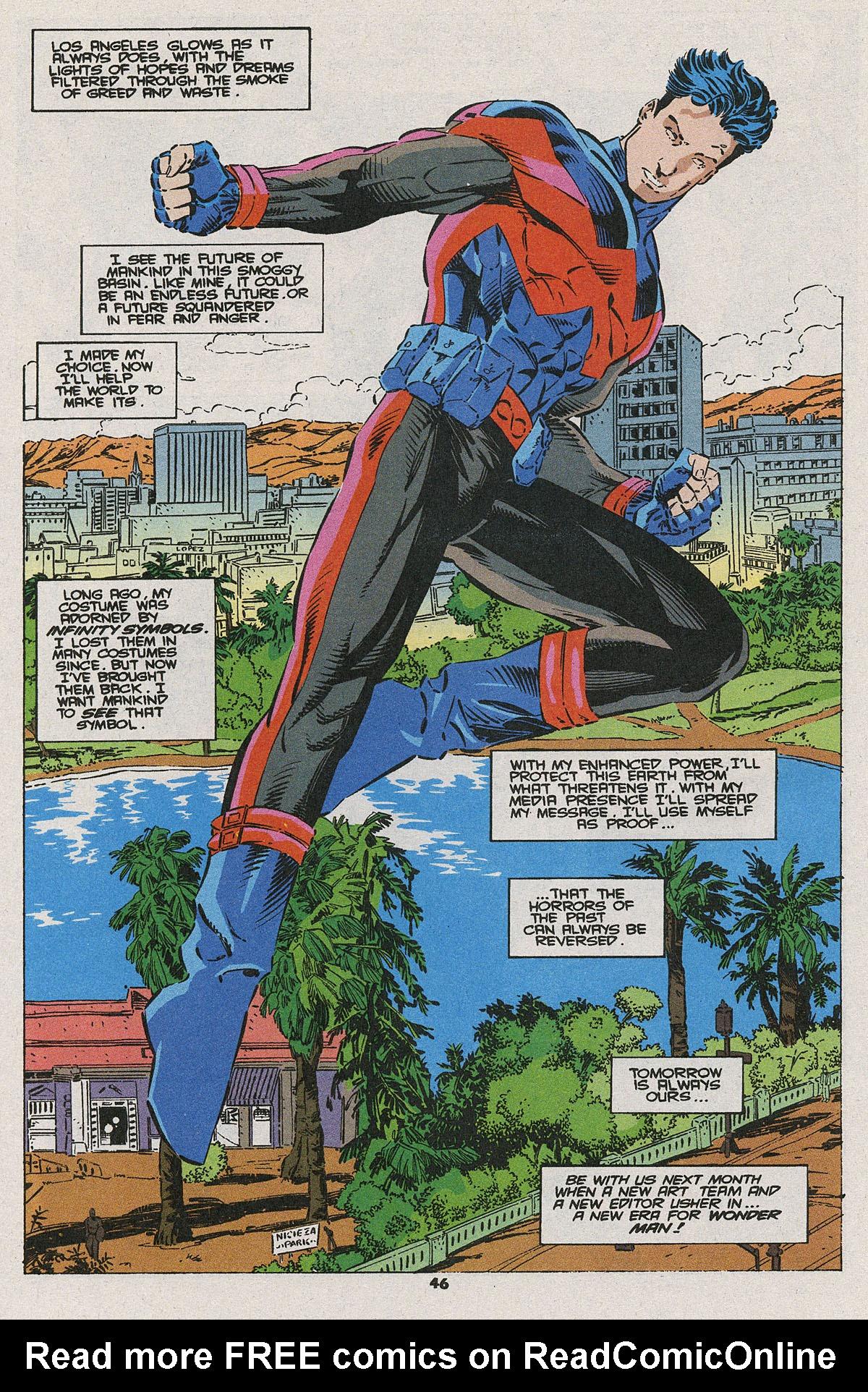 Read online Wonder Man (1991) comic -  Issue #25 - 38