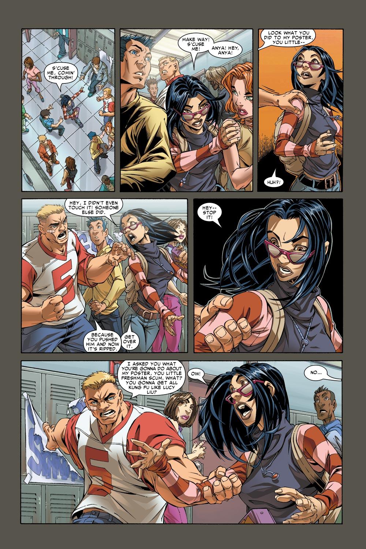 Read online Amazing Fantasy (2004) comic -  Issue #1 - 6