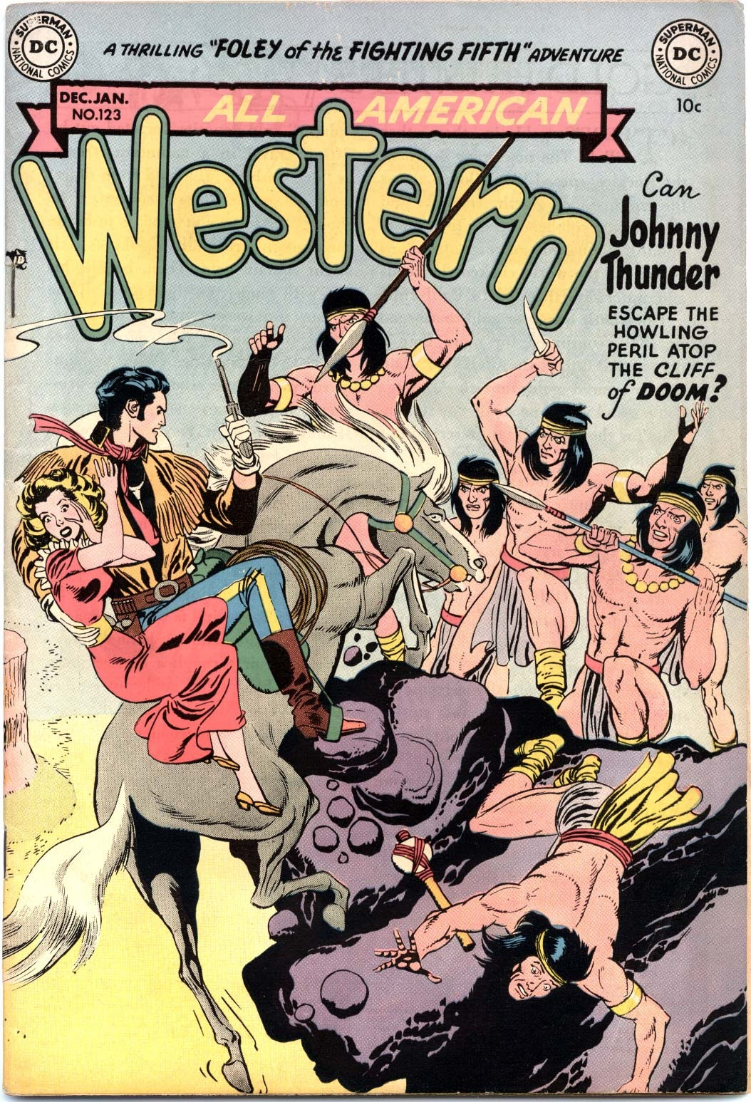 All-American Western issue 123 - Page 1