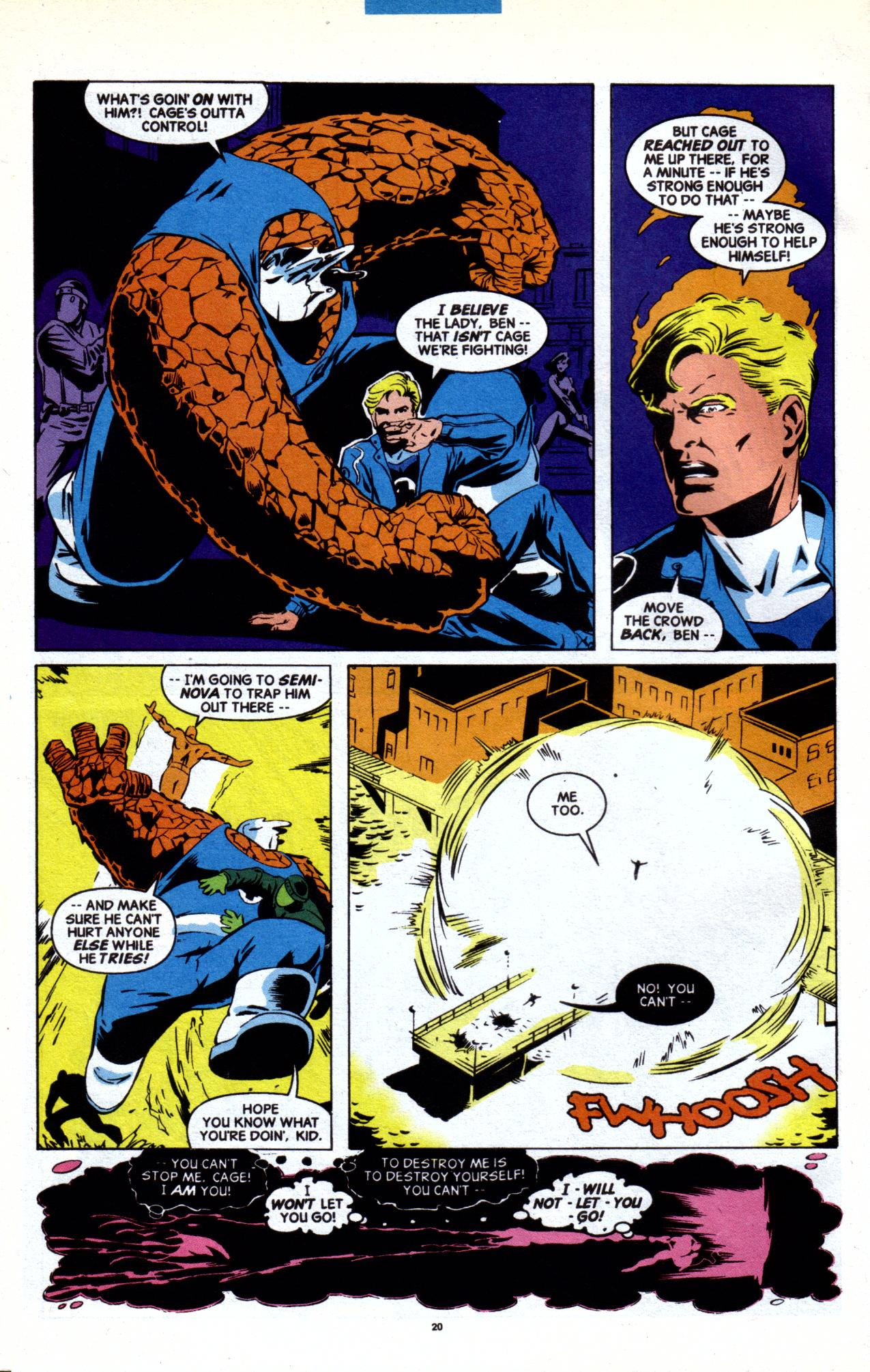 Cage (1992) issue 20 - Page 16