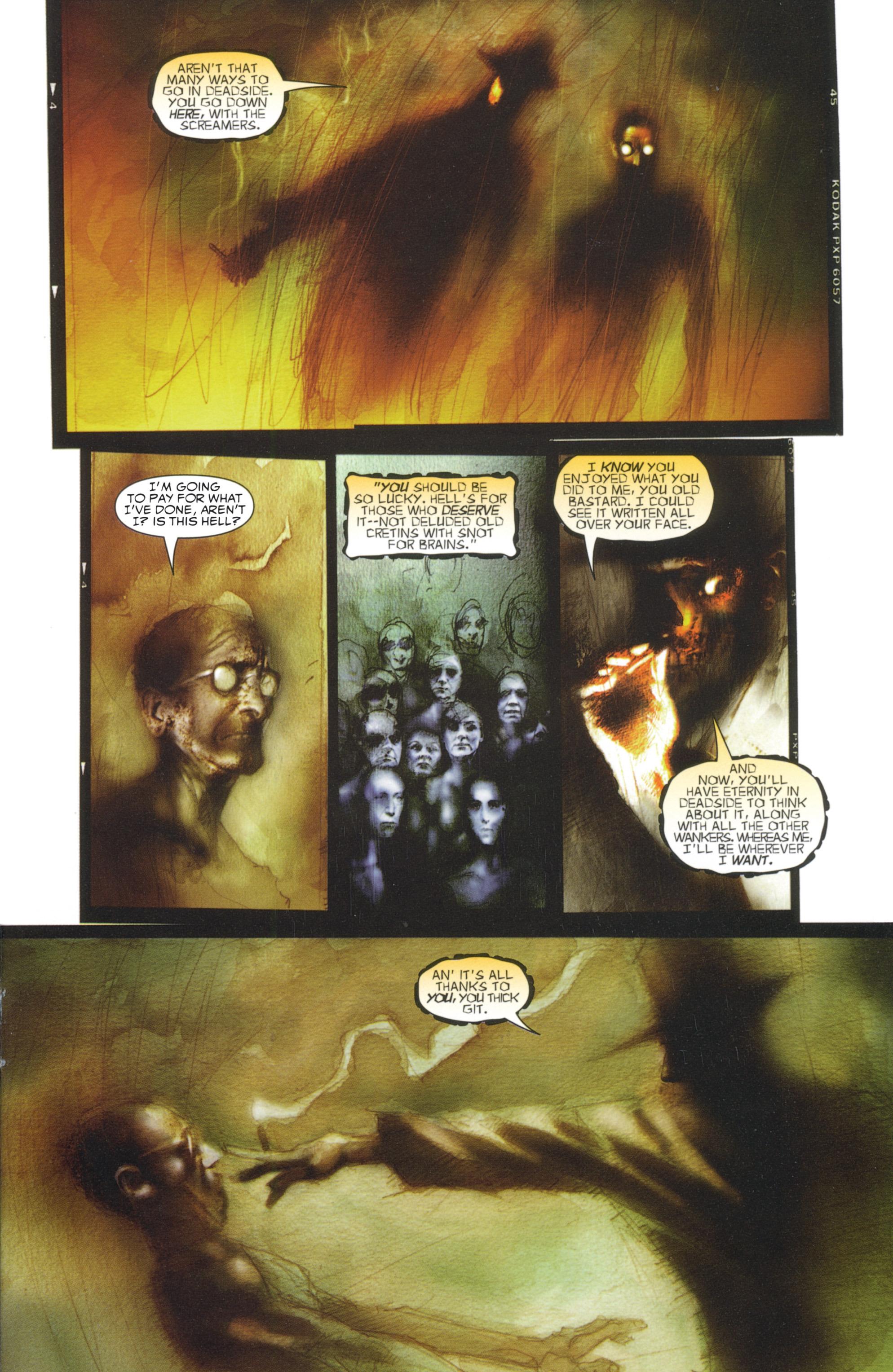 Read online Deadside comic -  Issue #1 - 22