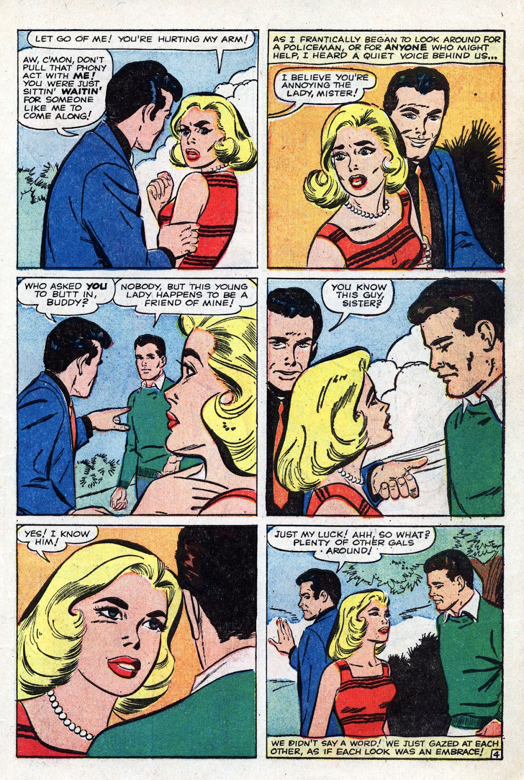Love Romances (1949) issue 95 - Page 31