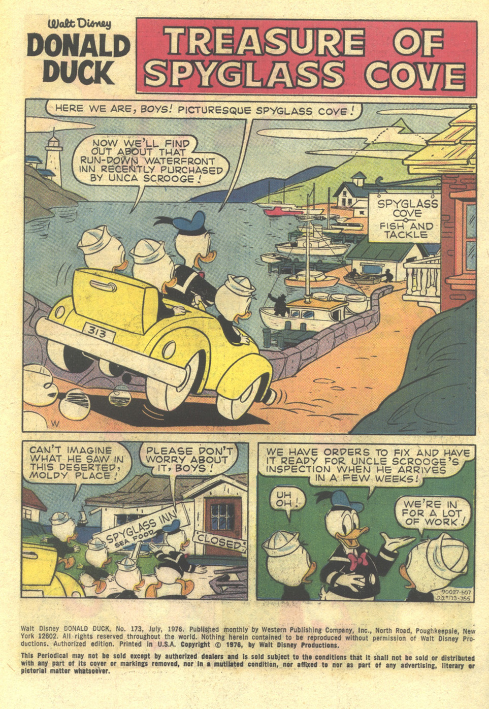 Donald Duck (1962) 173 Page 2
