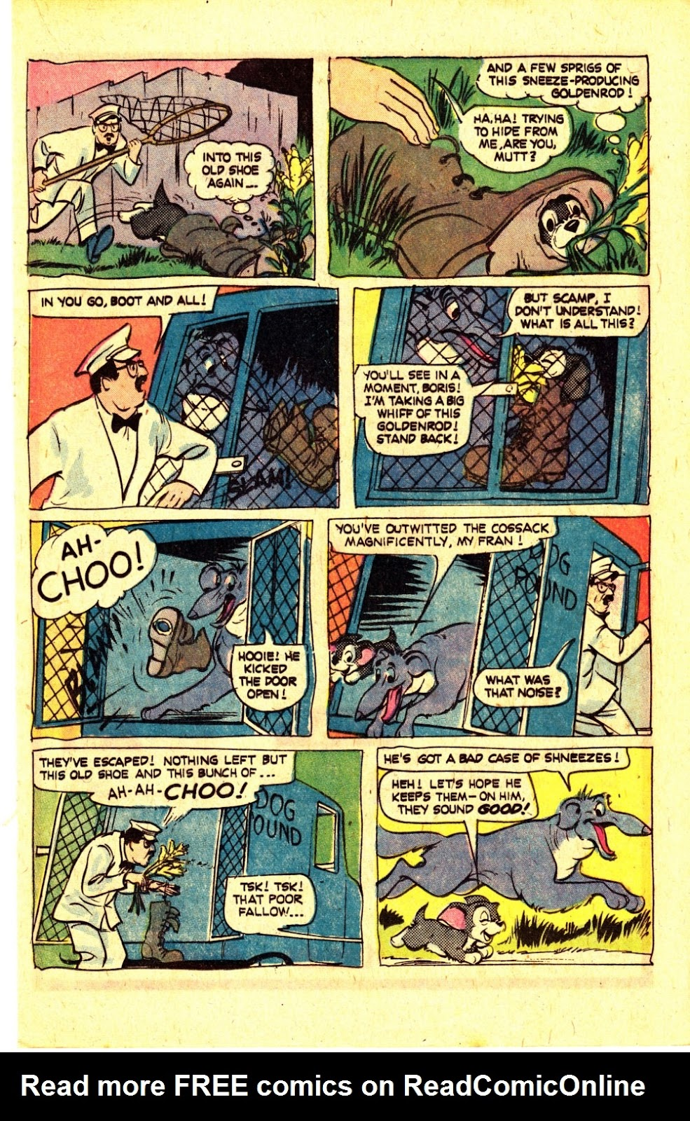 Scamp (1967) issue 35 - Page 17