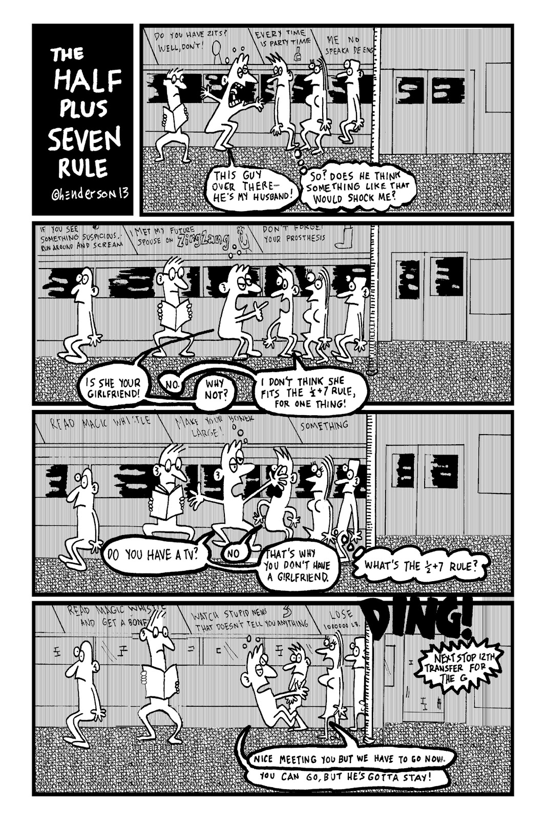 Read online Magic Whistle comic -  Issue #13 - 4
