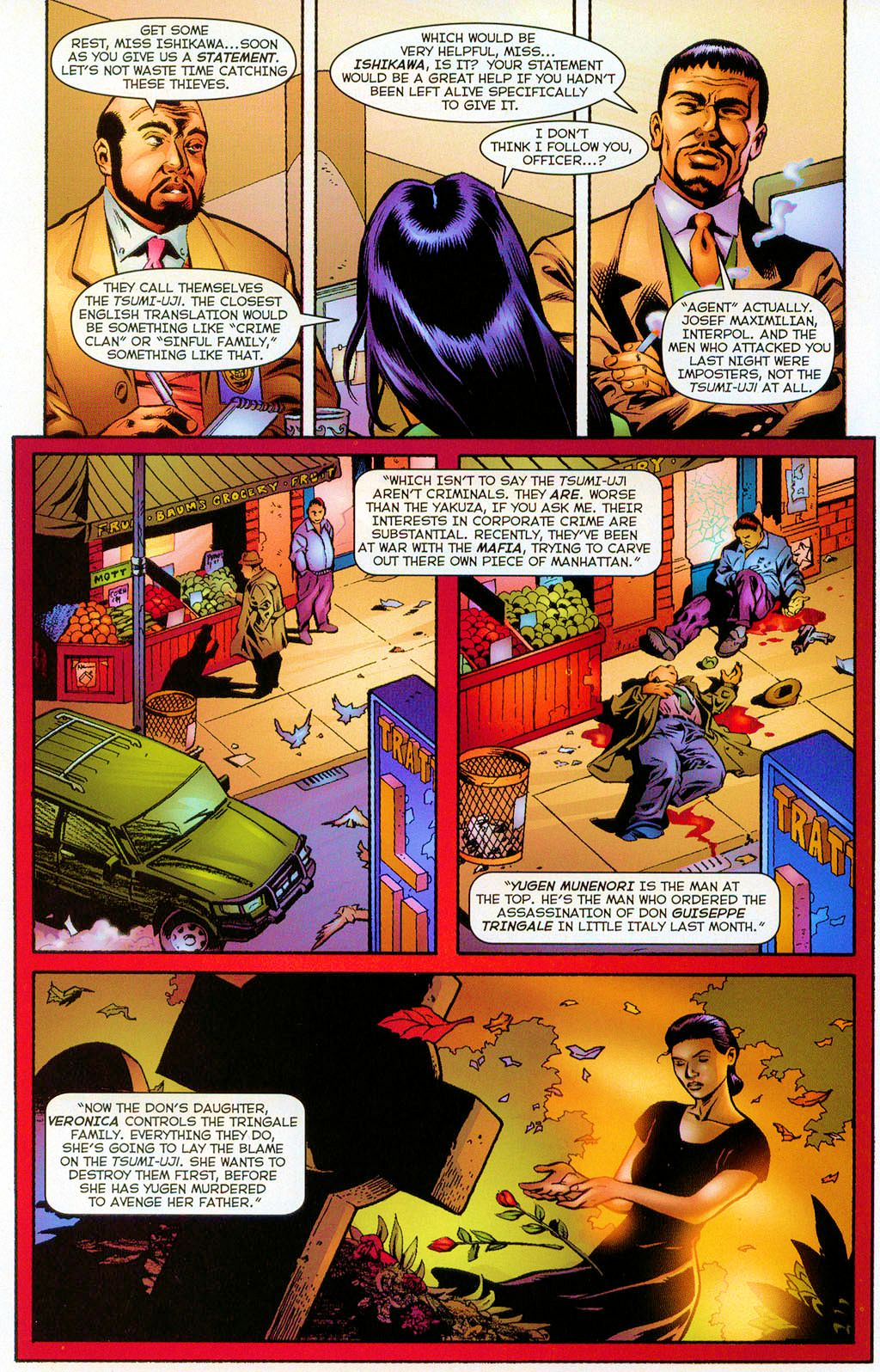 Read online Shi: The Series comic -  Issue #3 - 8