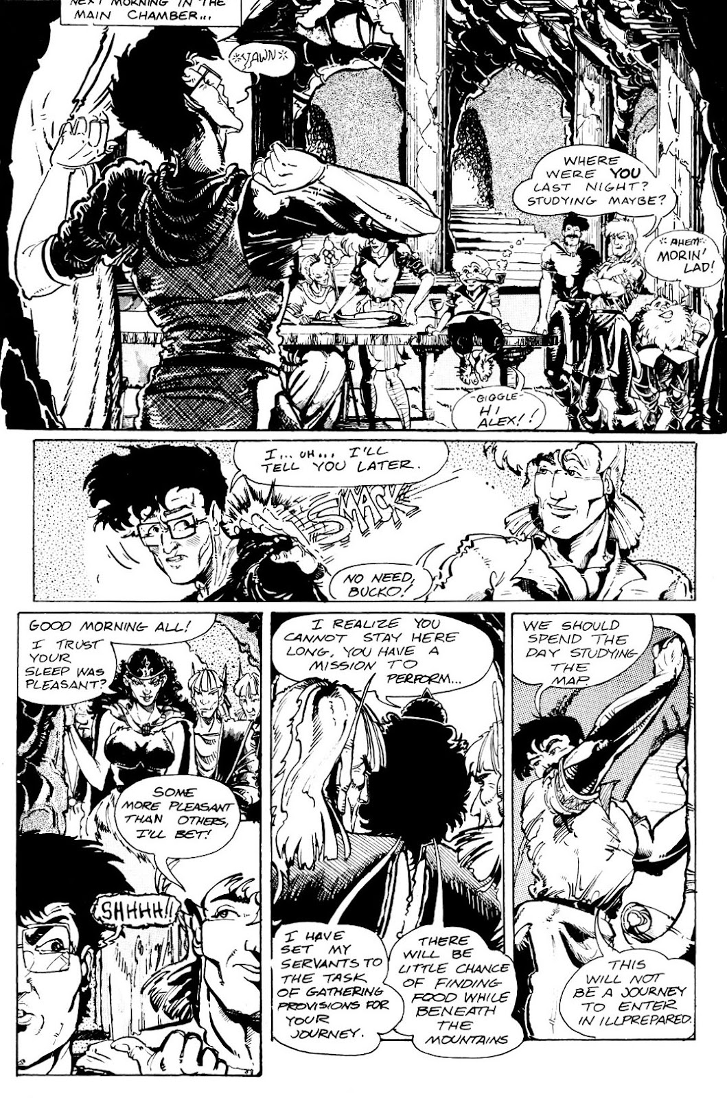 The Realm (1986) issue 17 - Page 18