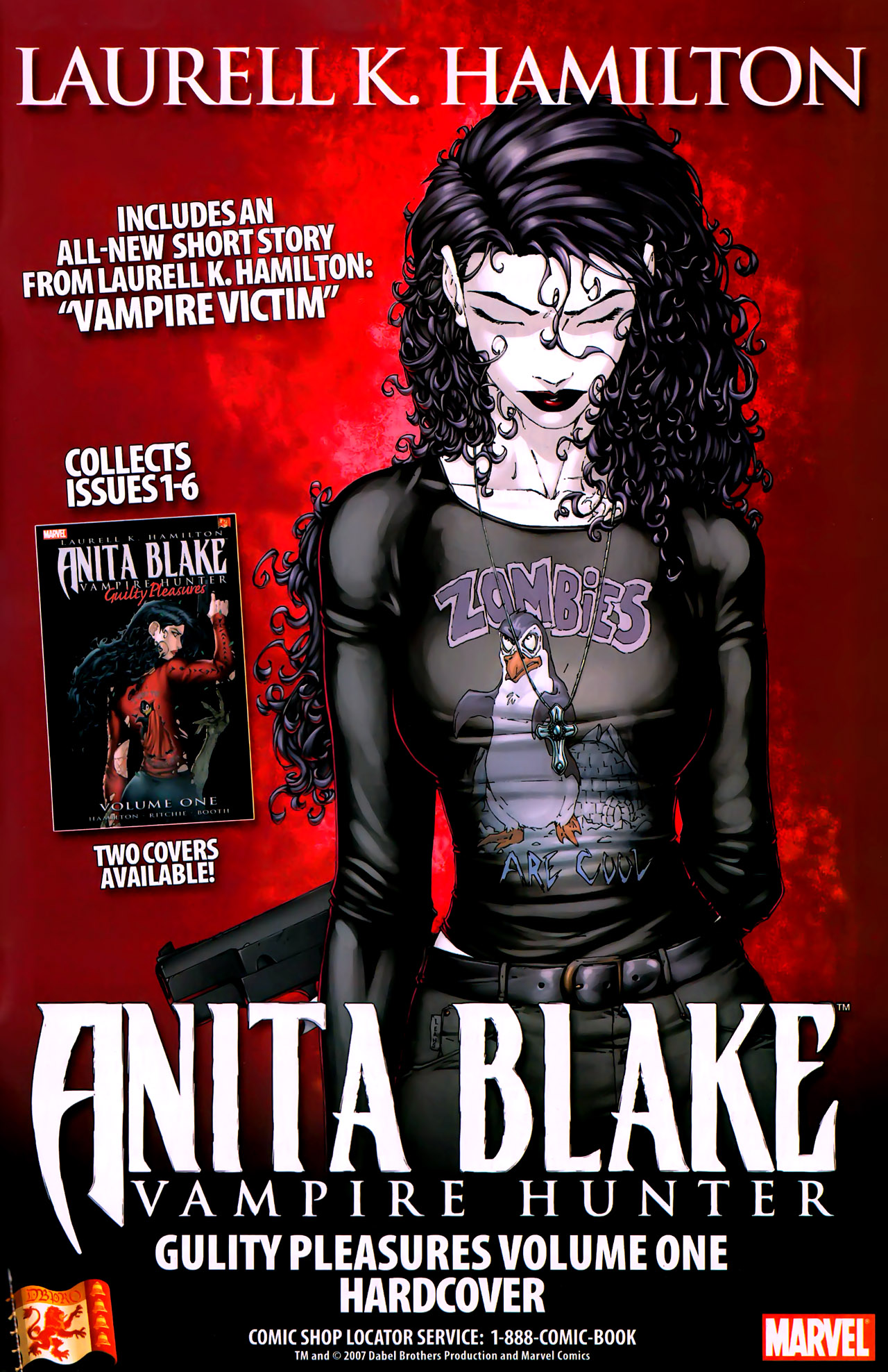 Read online Anita Blake, Vampire Hunter: The First Death comic -  Issue #1 - 39