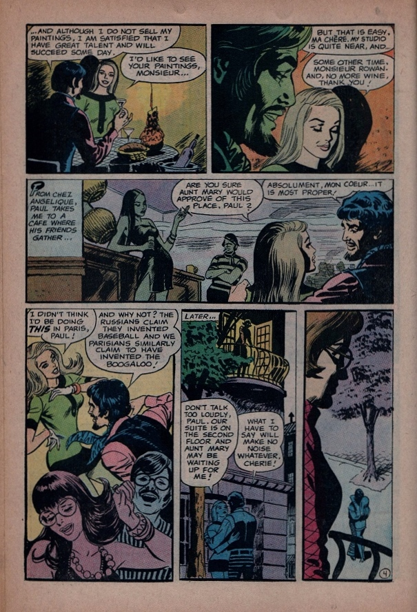 Read online Secret Hearts comic -  Issue #145 - 18