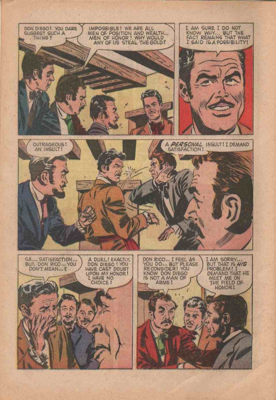 Zorro (1966) issue 6 - Page 8