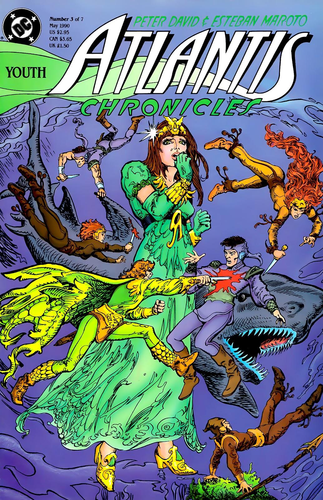 Atlantis Chronicles 3 Page 1