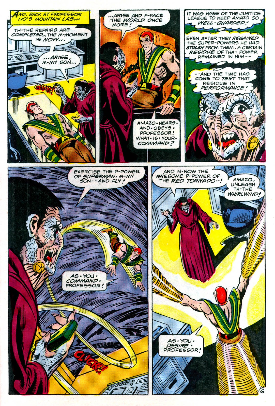 Read online Superman Special (1983) comic -  Issue #3 - 7