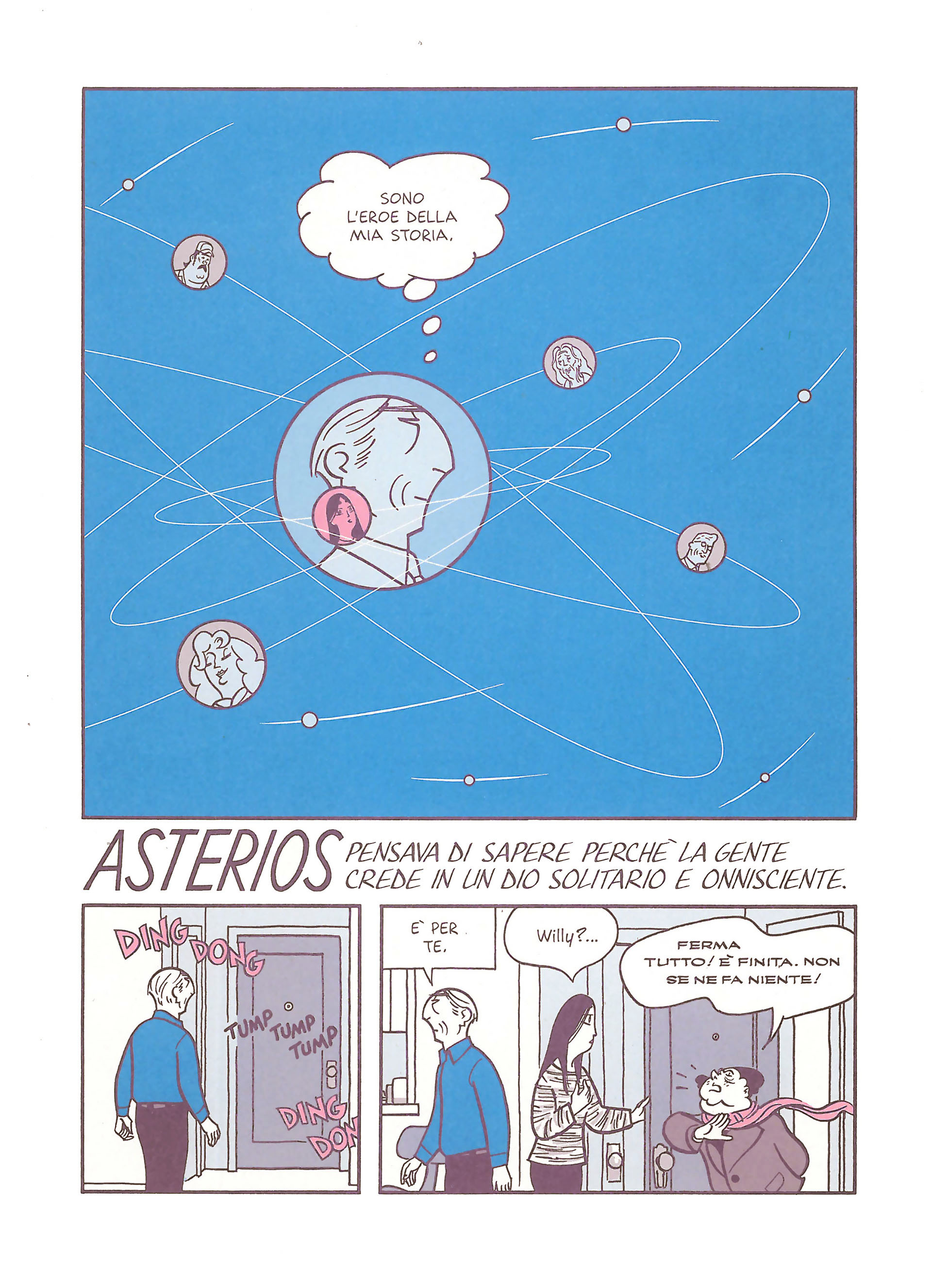 Read online Asterios Polyp comic -  Issue #Asterios Polyp TPB - 285