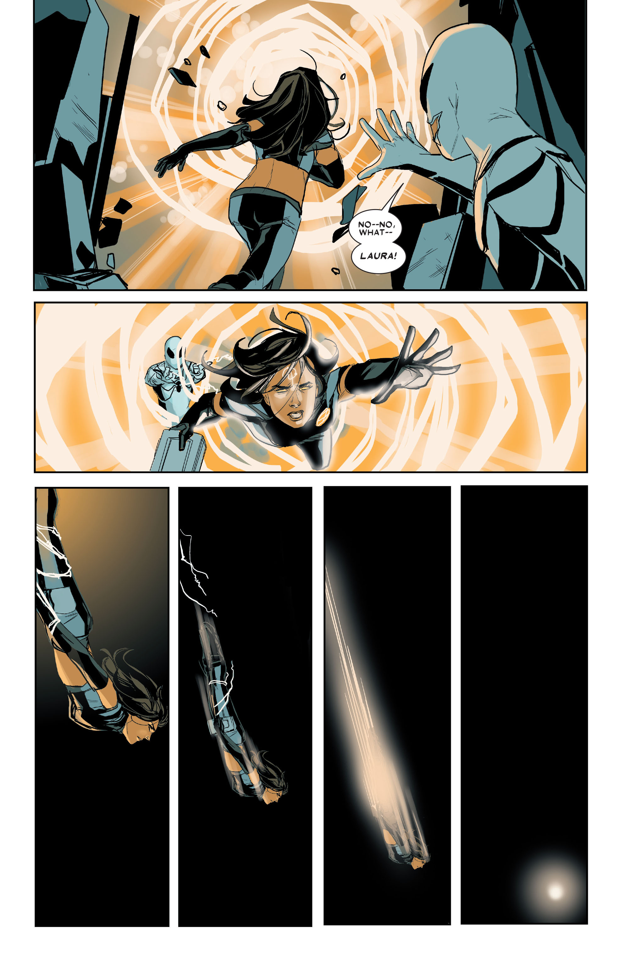 Read online X-23 (2010) comic -  Issue #16 - 10