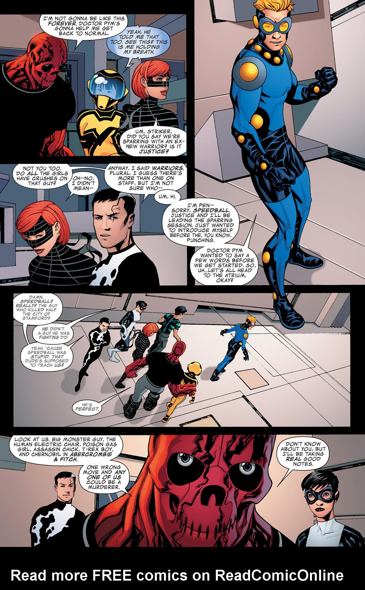 Read online Ant-Man: Season One comic -  Issue #Ant-Man: Season One Full - 111