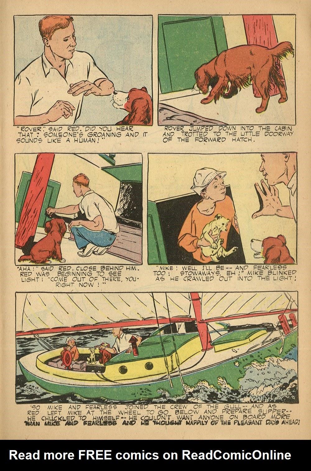 Read online Animal Comics comic -  Issue #24 - 31
