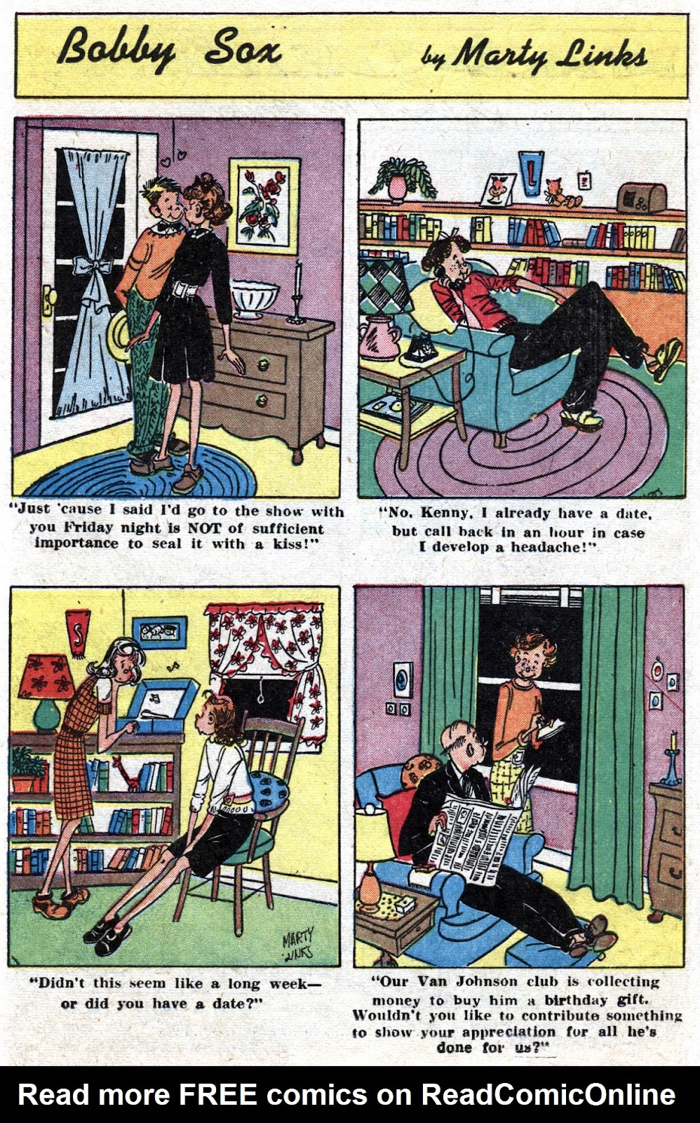 Read online Famous Funnies comic -  Issue #176 - 34