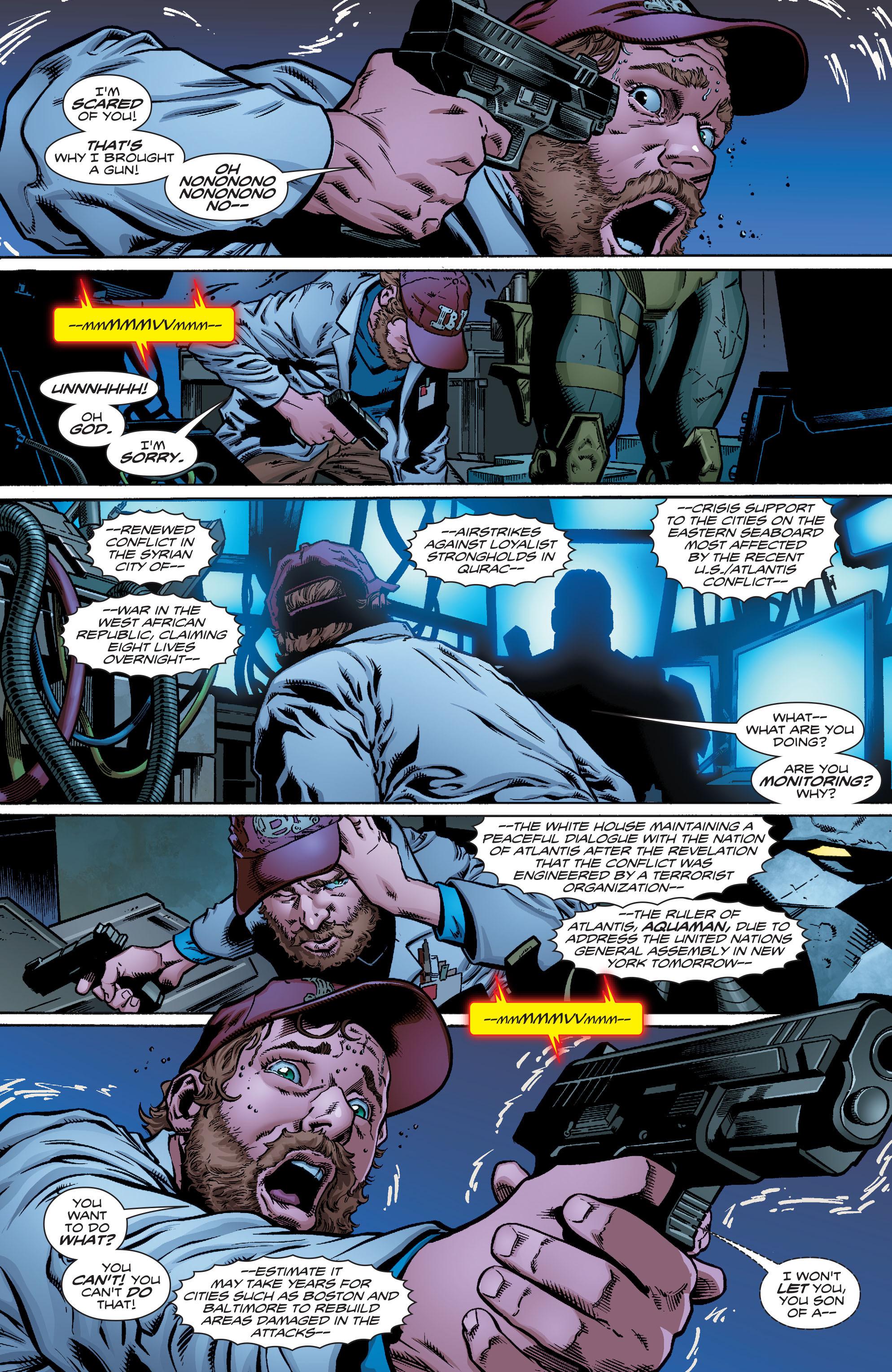 Read online Aquaman (2016) comic -  Issue #16 - 5