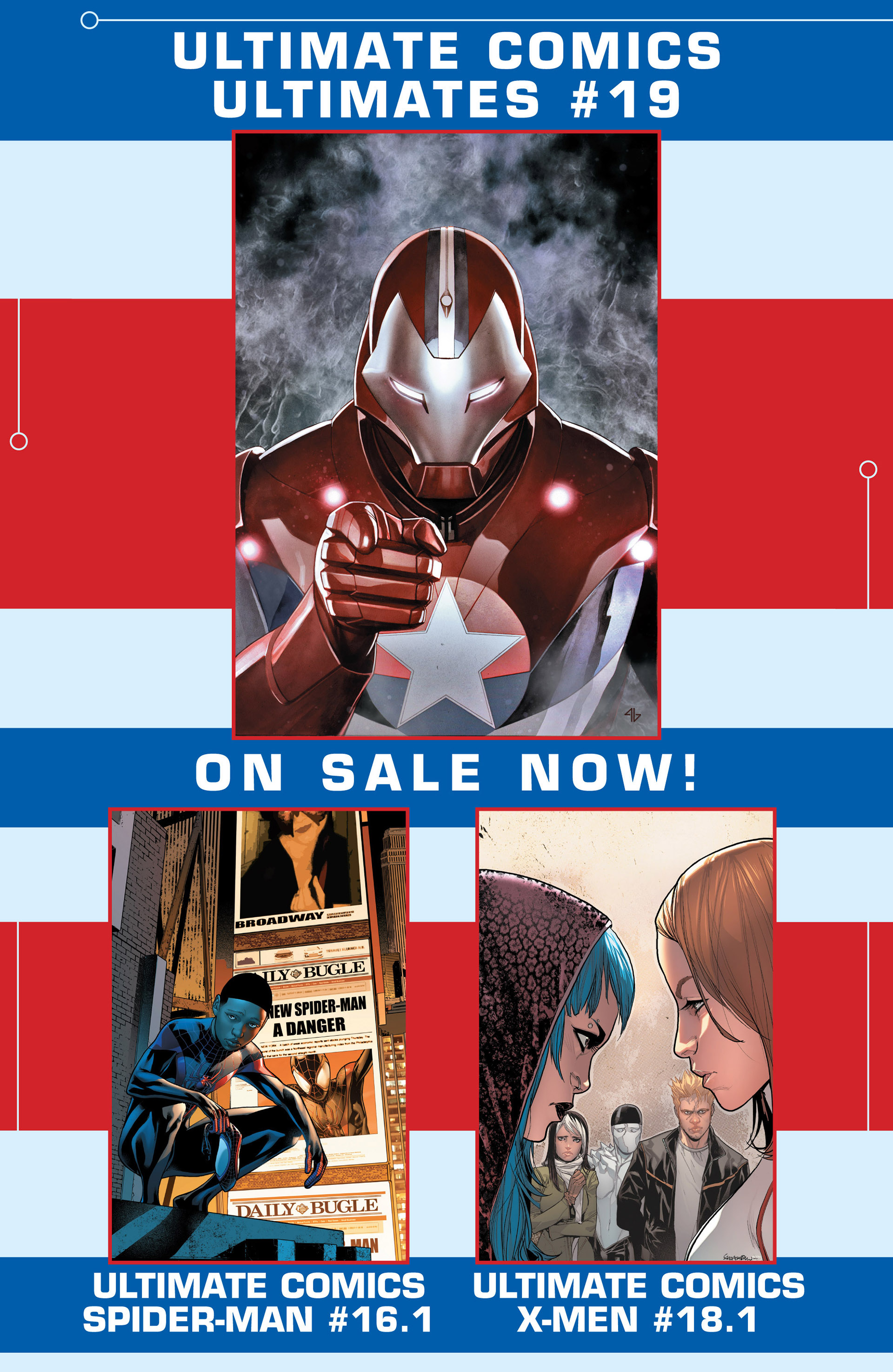 Read online Ultimate Comics Ultimates comic -  Issue #18.1 - 23
